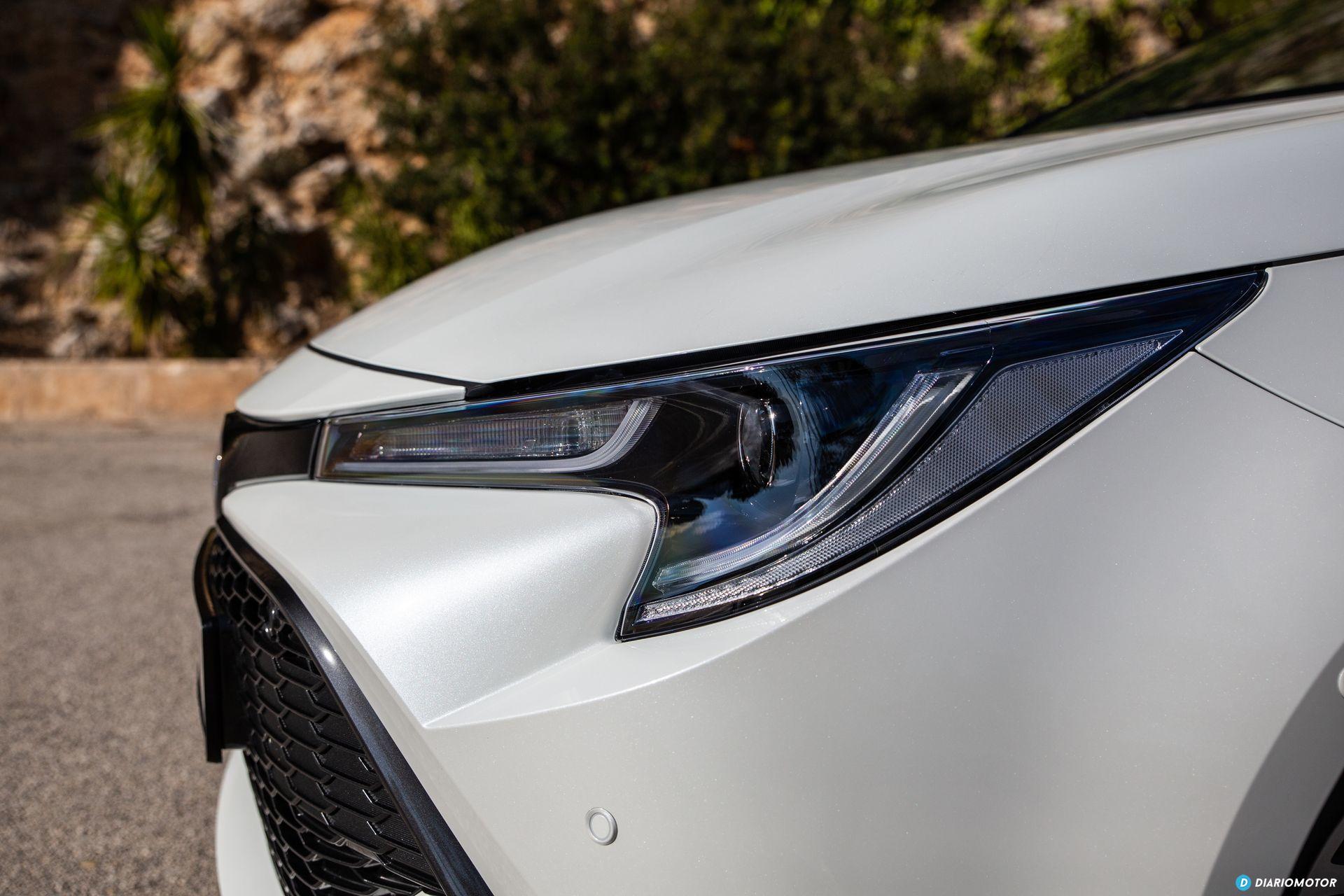 Toyota Corolla 2019 Prueba 1