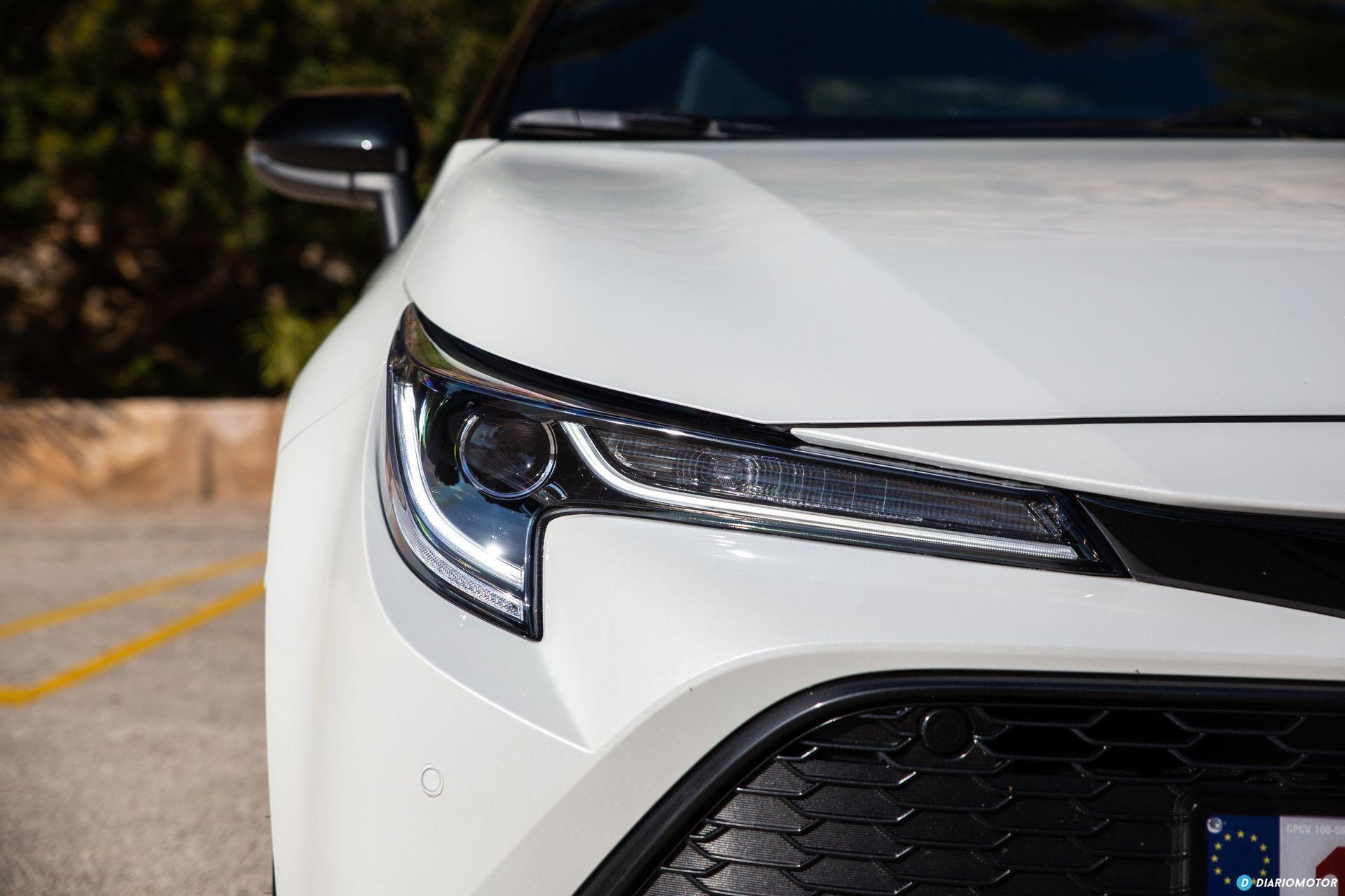 Toyota Corolla 2019 Prueba 10