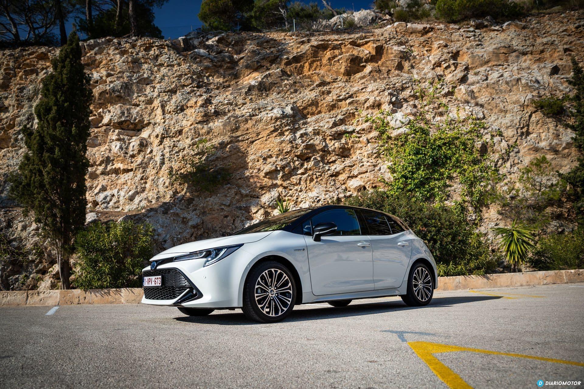 Toyota Corolla 2019 Prueba 13
