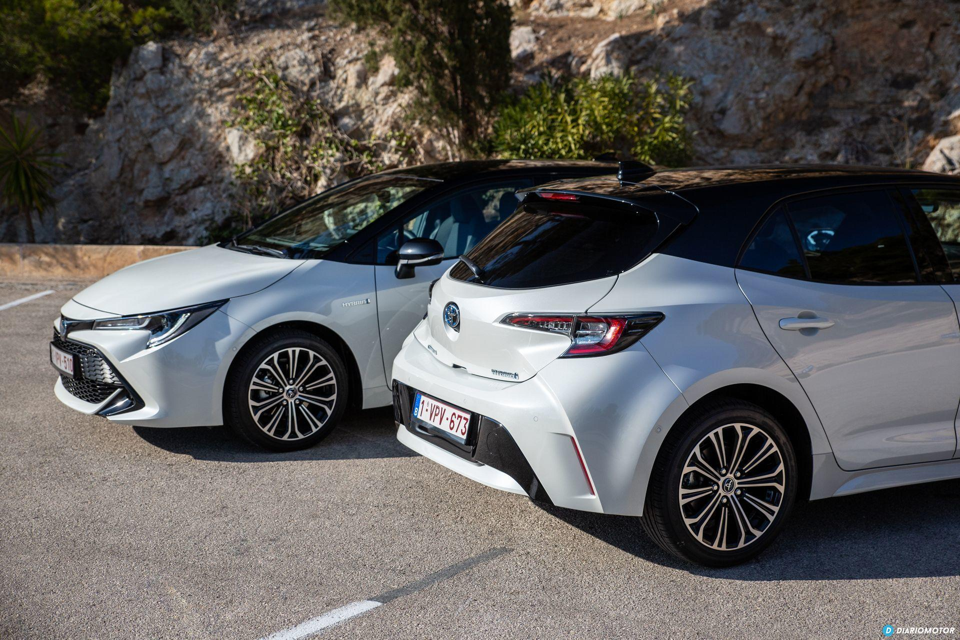 Toyota Corolla 2019 Prueba 15