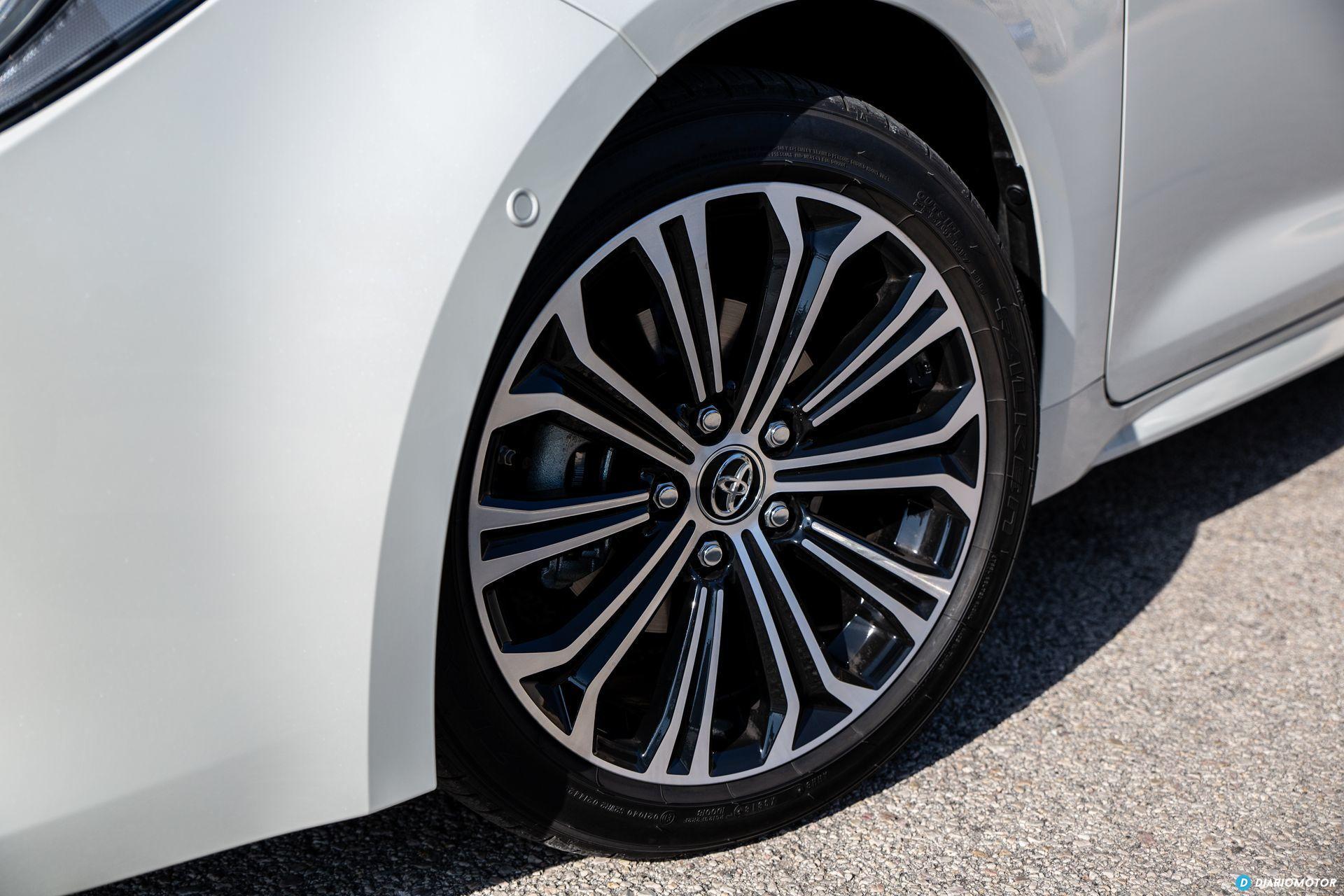 Toyota Corolla 2019 Prueba 3