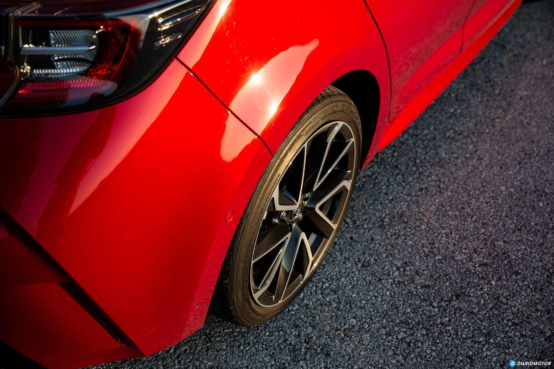 Toyota Corolla 2019 Prueba 37