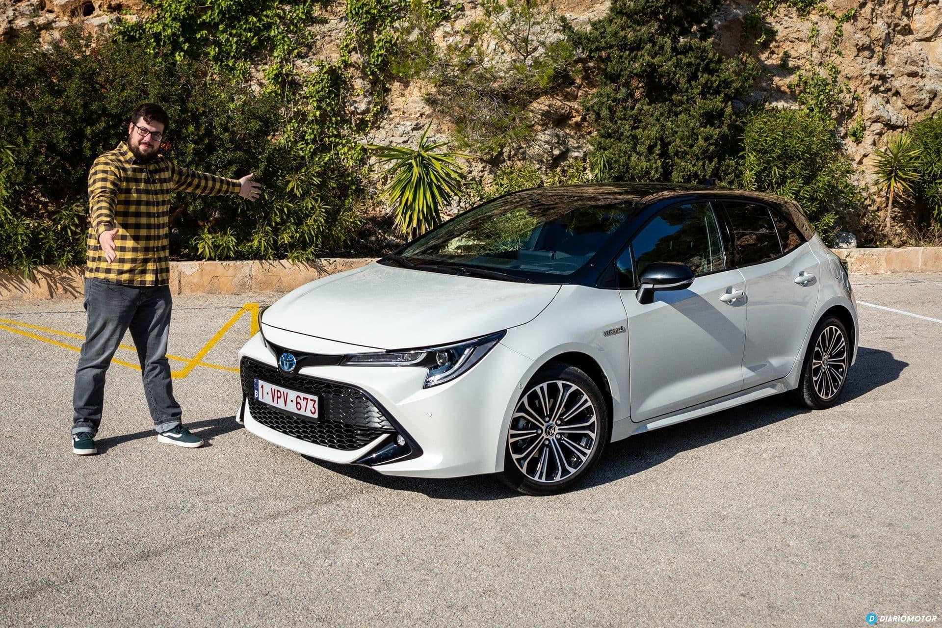 Toyota Corolla 2019 Prueba 5