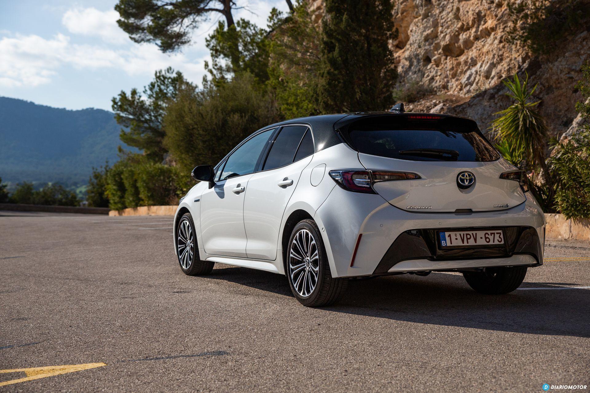 Toyota Corolla 2019 Prueba 7