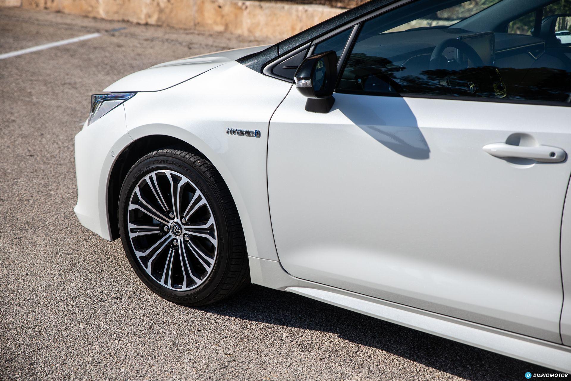 Toyota Corolla 2019 Prueba 9