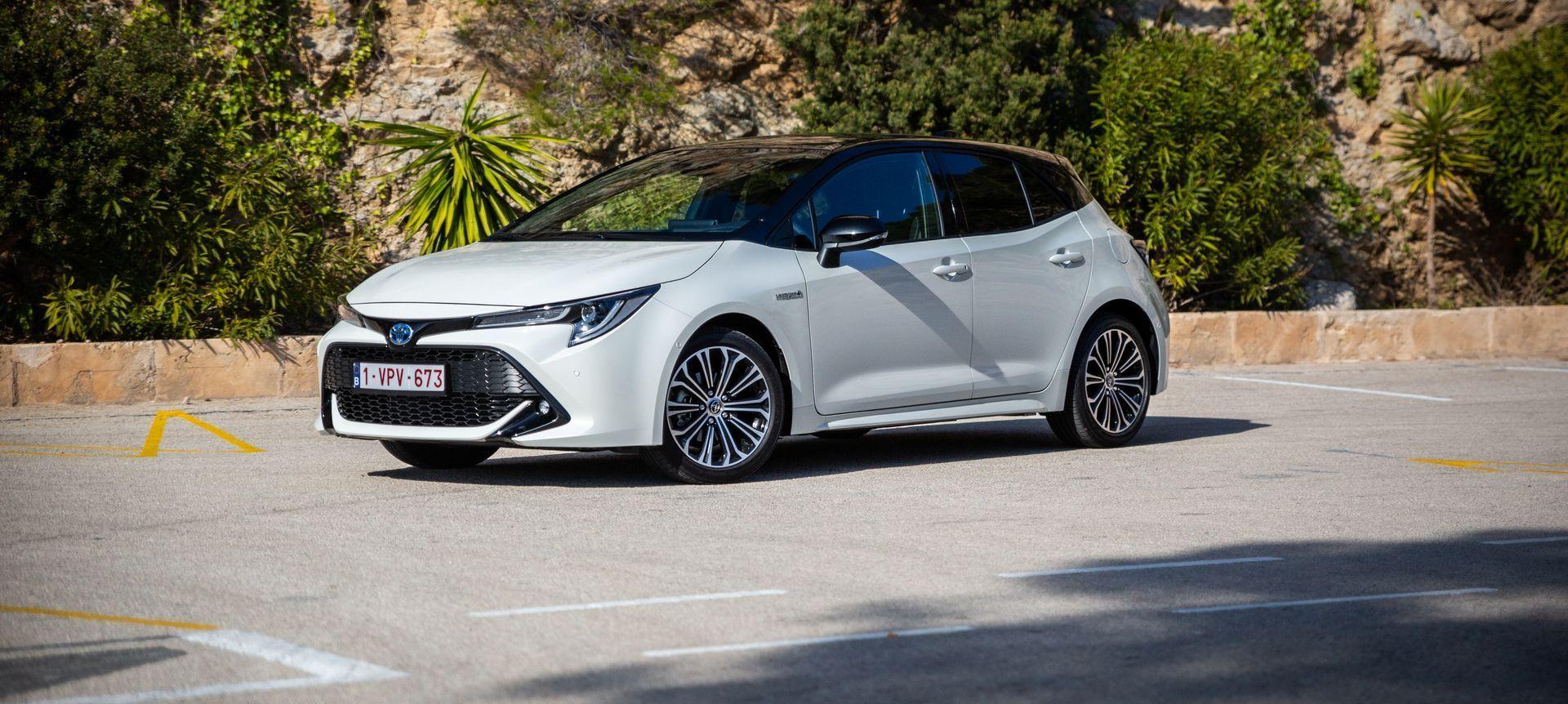 Toyota Corolla 2019 Prueba P