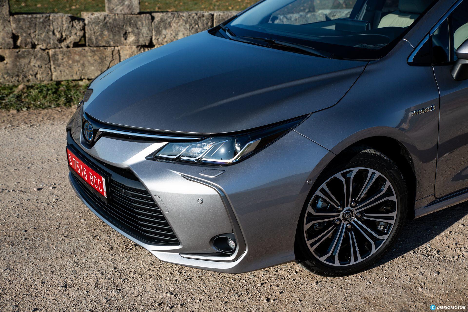 Toyota Corolla 2019 Sedan 2