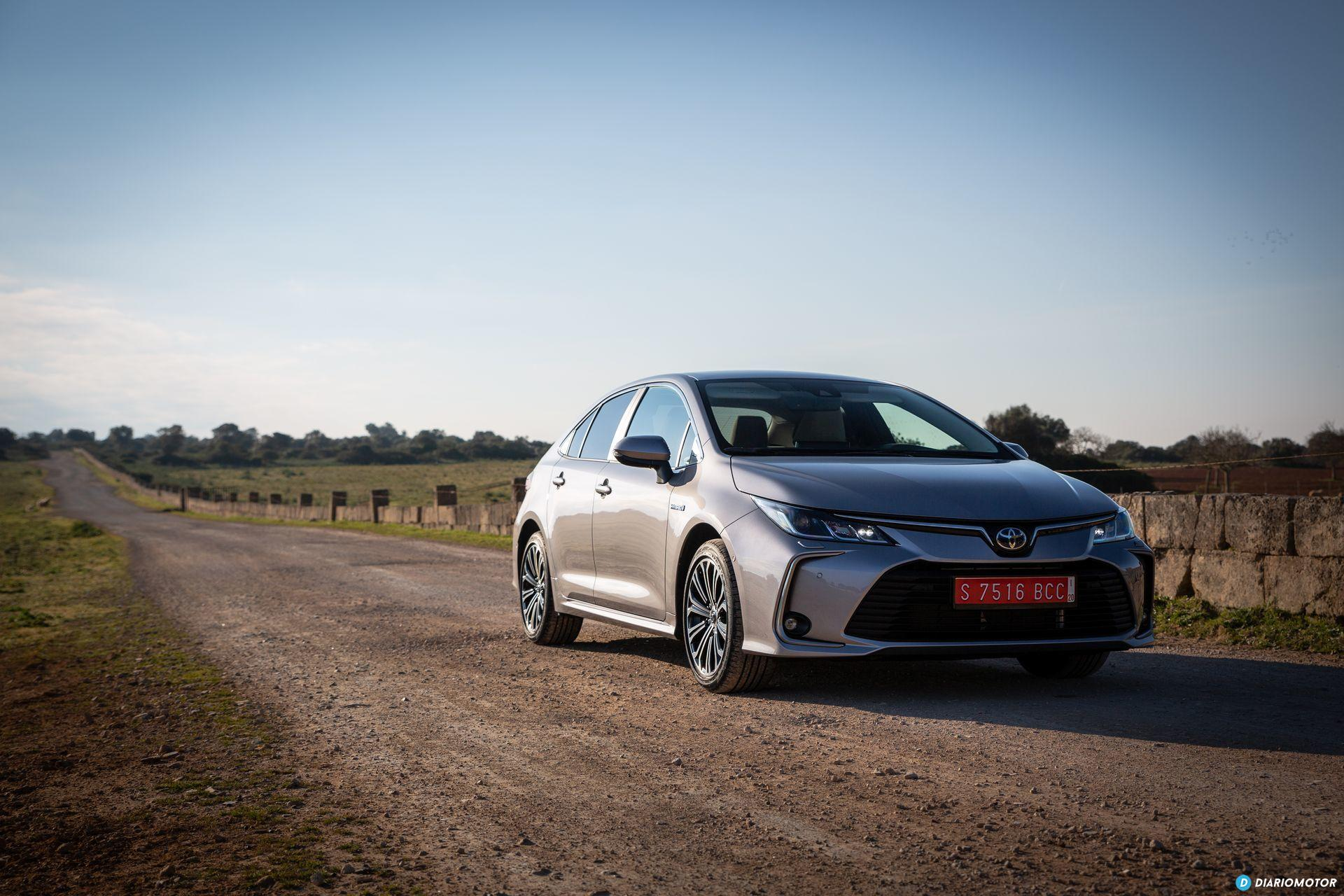 Toyota Corolla 2019 Sedan 6
