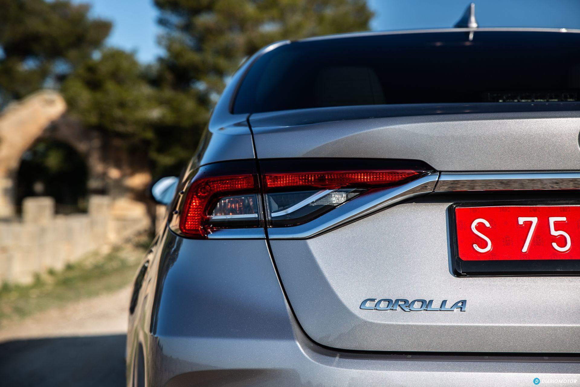 Toyota Corolla 2019 Sedan 8