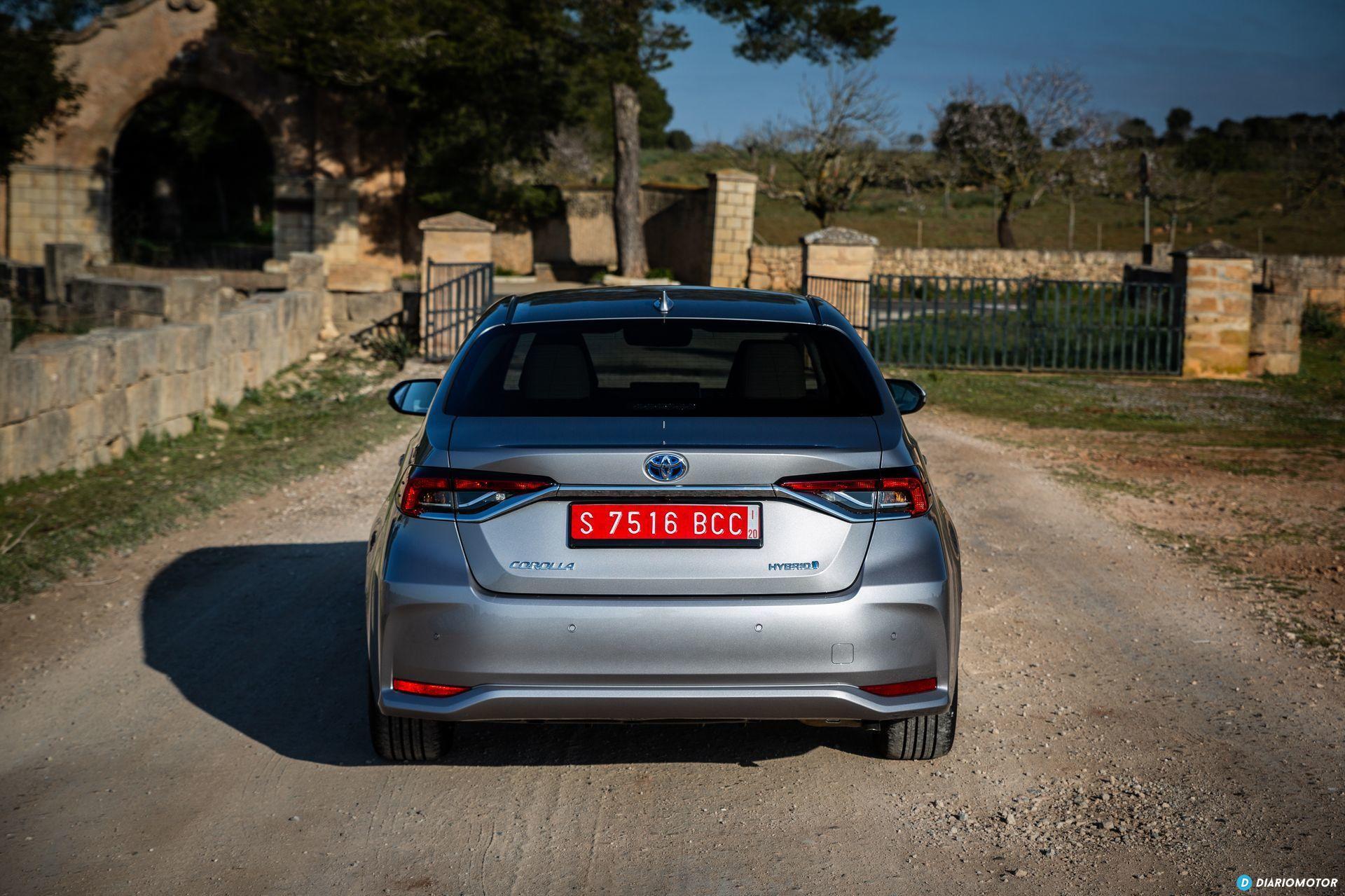 Toyota Corolla 2019 Sedan 9