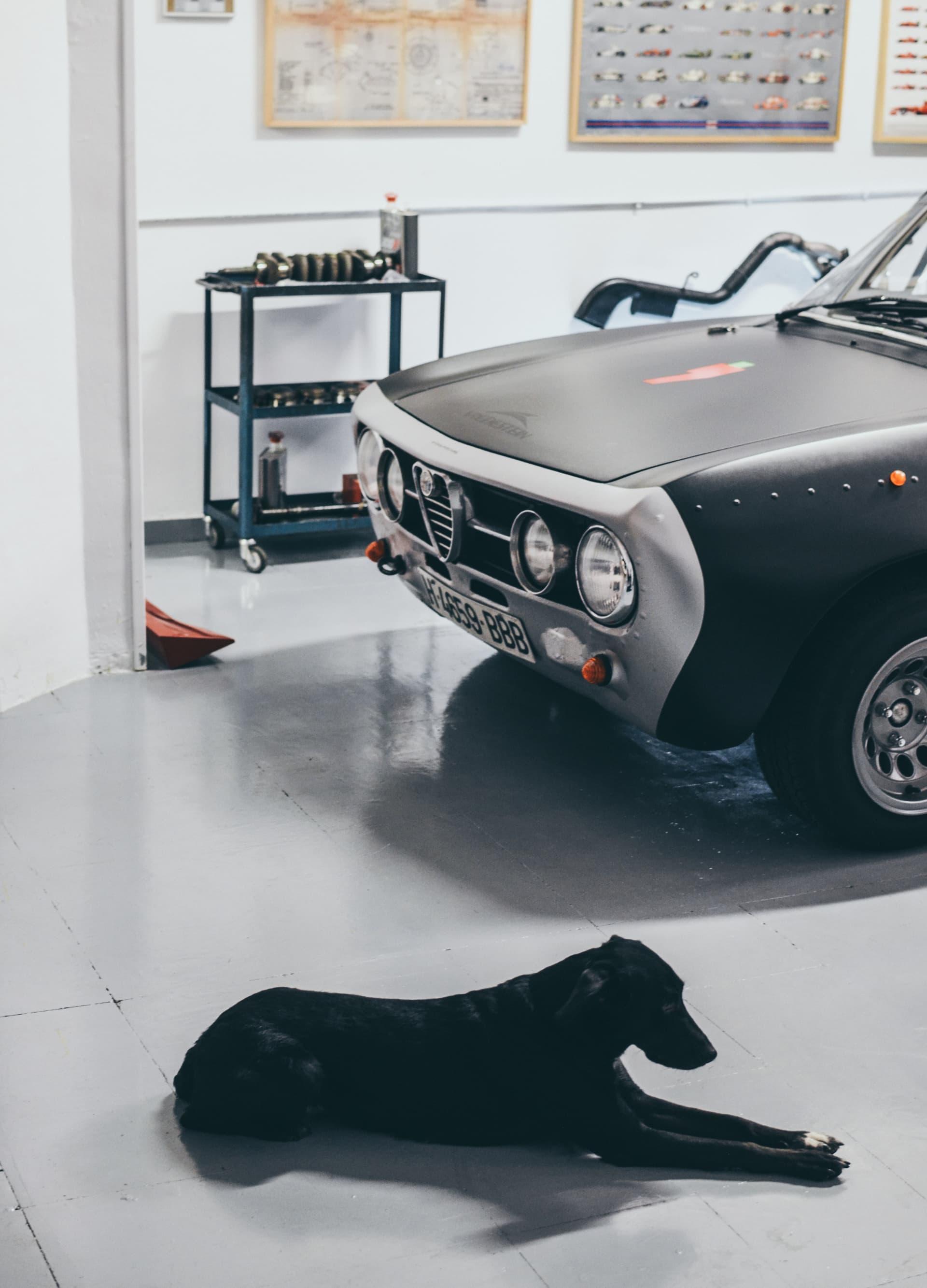 Video Alfa Romeo Hector Coche Clasico Dm Alfa Hec 11