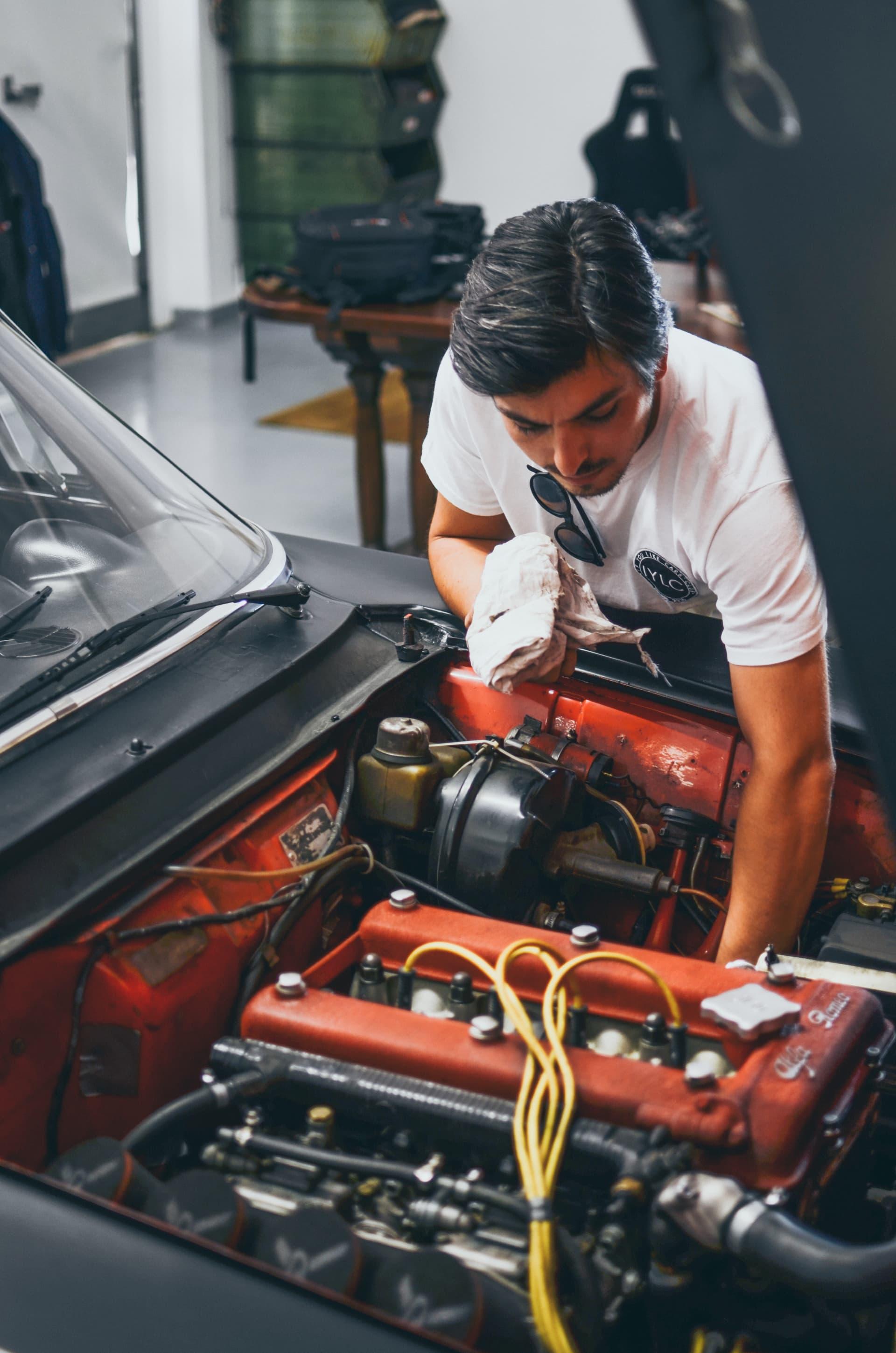 Video Alfa Romeo Hector Coche Clasico Dm Alfa Hec 13