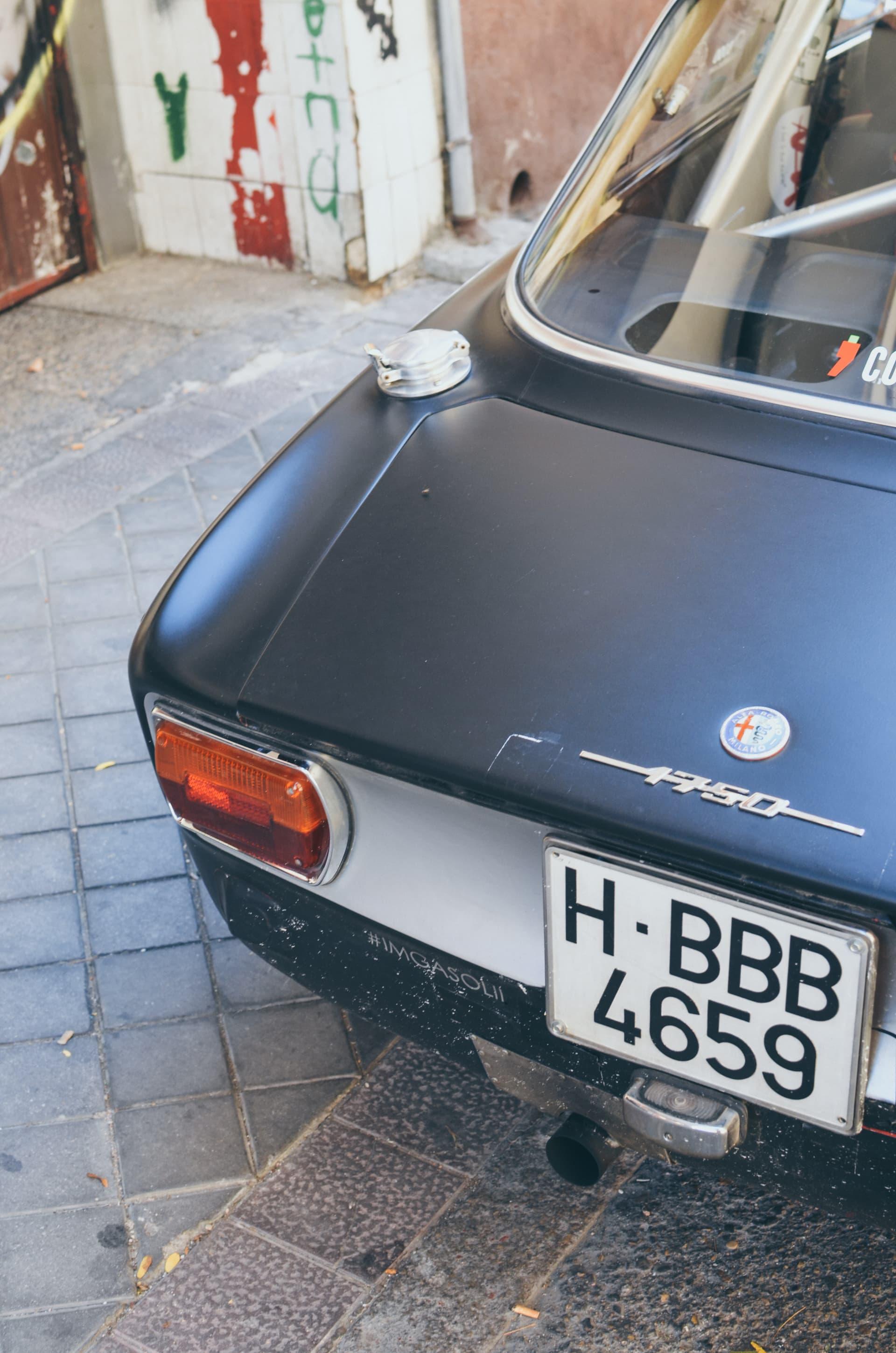Video Alfa Romeo Hector Coche Clasico Dm Alfa Hec 15