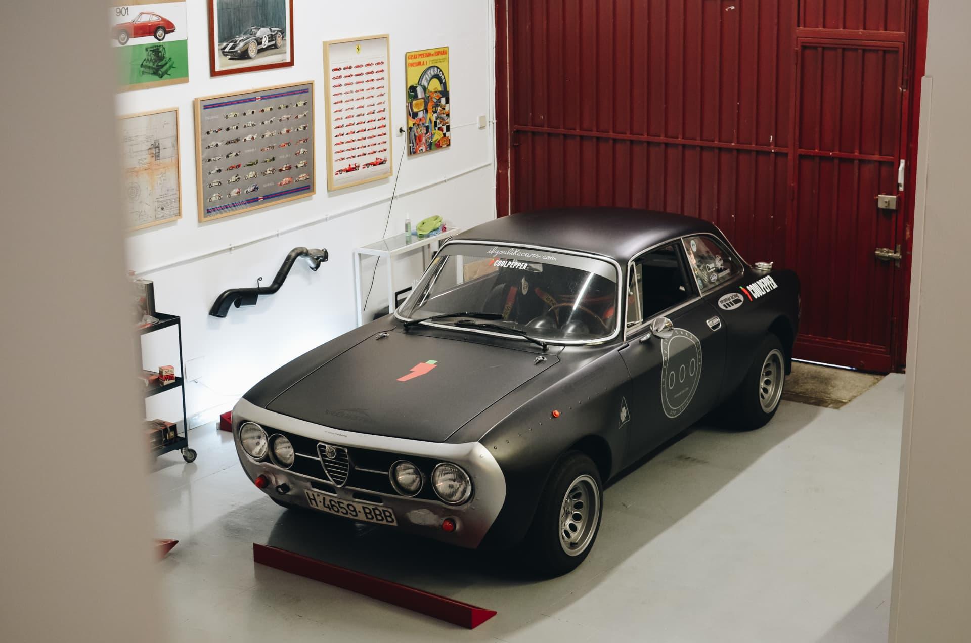 Video Alfa Romeo Hector Coche Clasico Dm Alfa Hec 2
