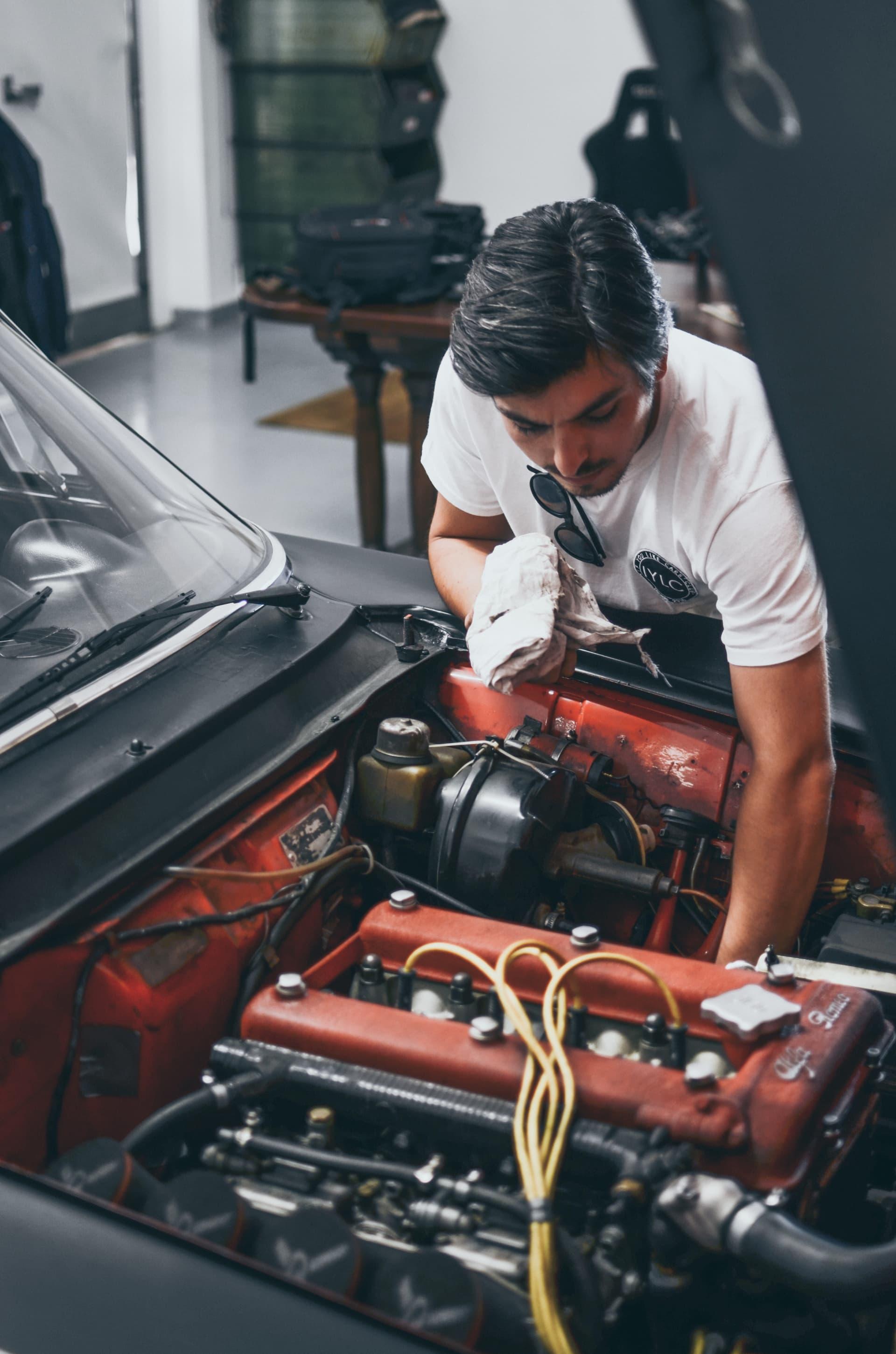 Video Alfa Romeo Hector Coche Clasico Dm Alfa Hec 21