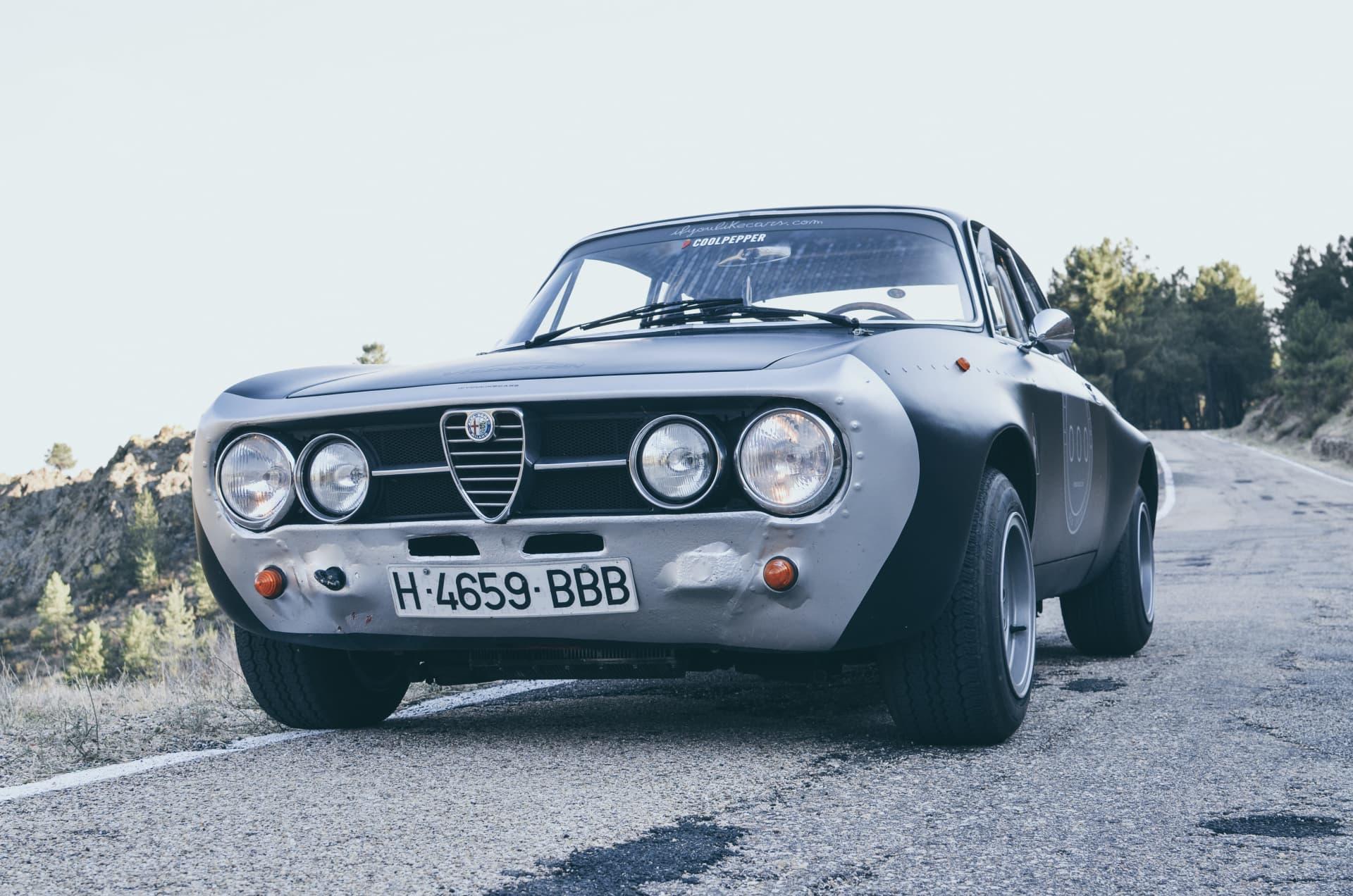 Video Alfa Romeo Hector Coche Clasico Dm Alfa Hec 30