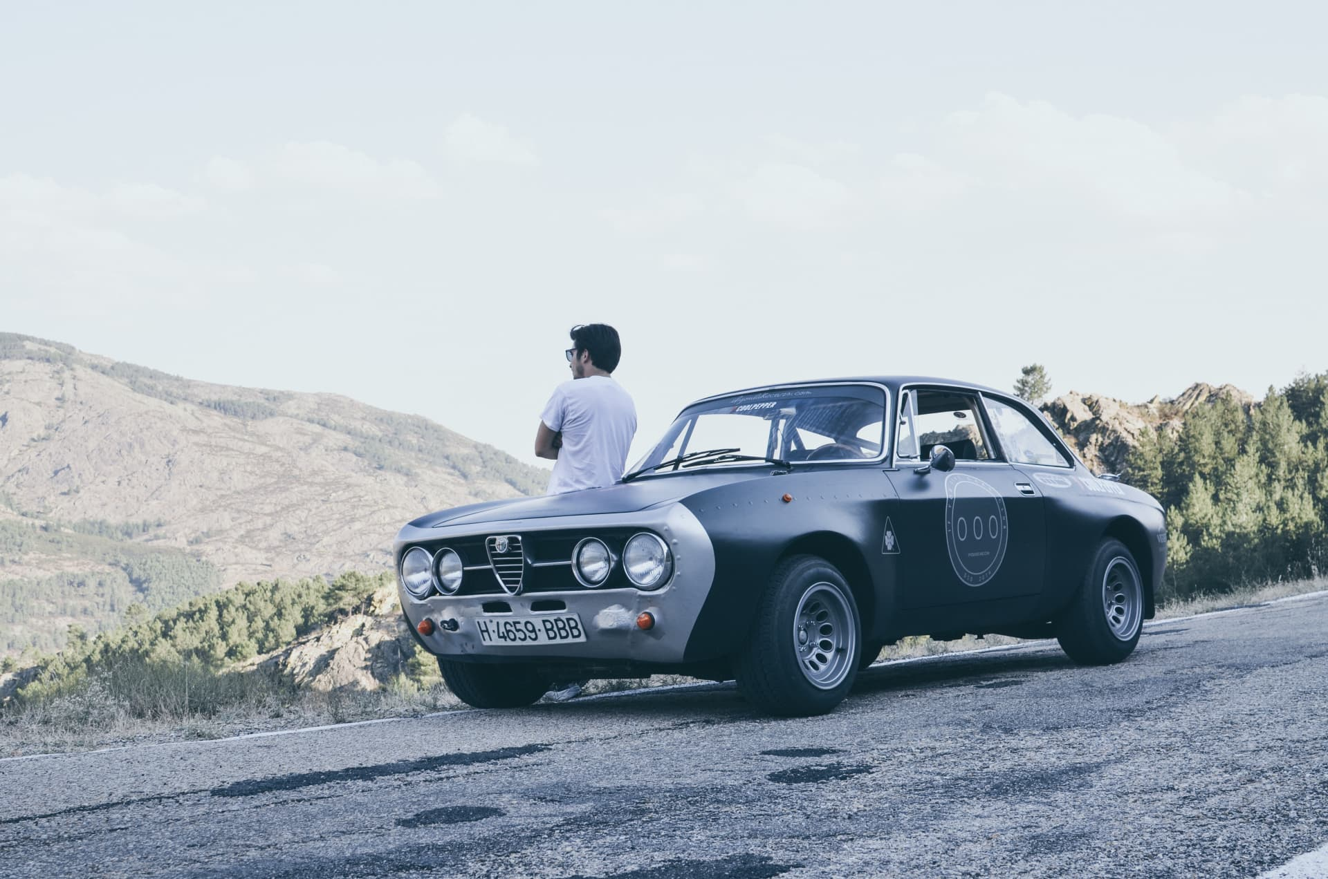 Video Alfa Romeo Hector Coche Clasico Dm Alfa Hec 31