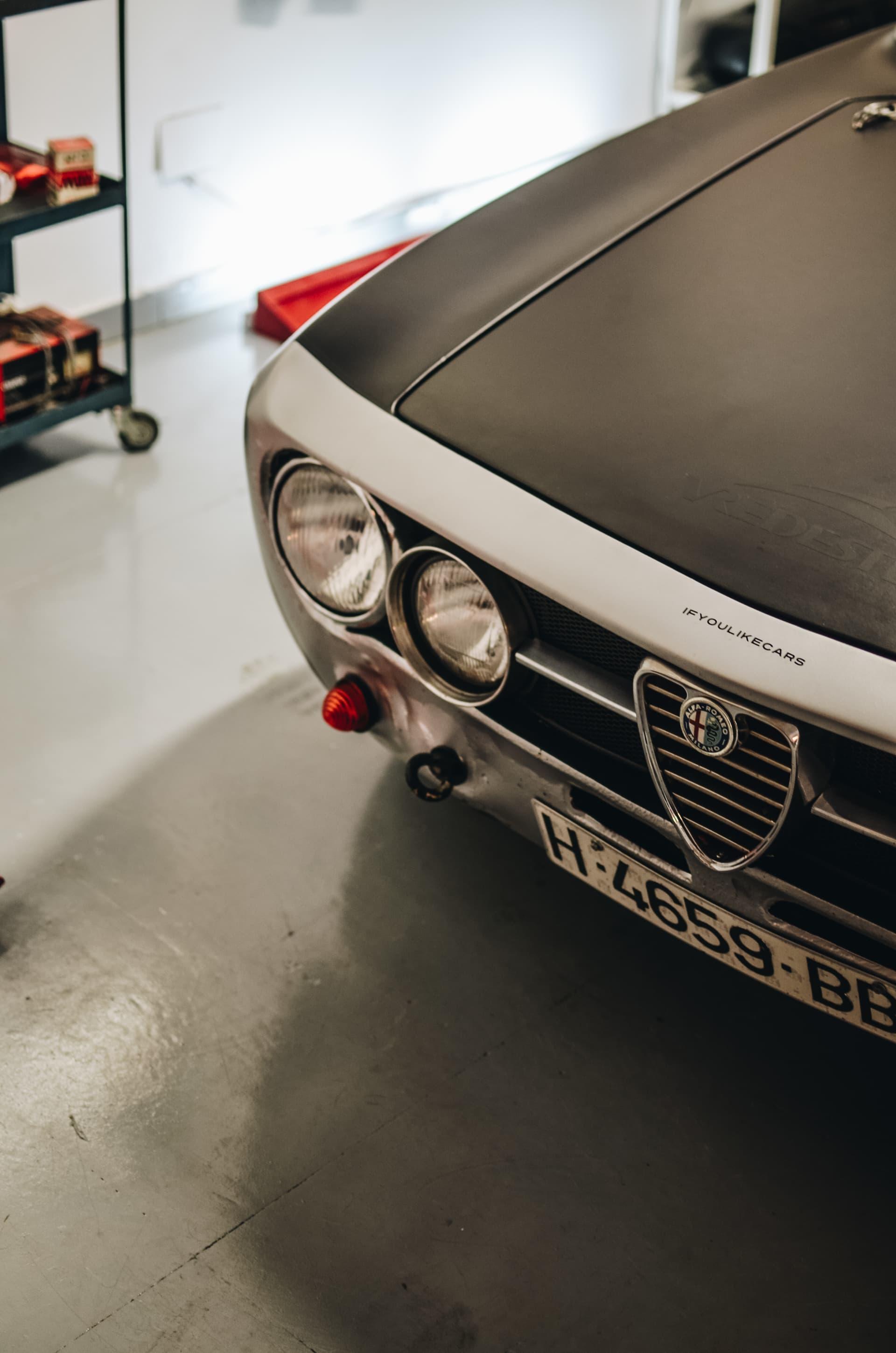 Video Alfa Romeo Hector Coche Clasico Dm Alfa Hec 4