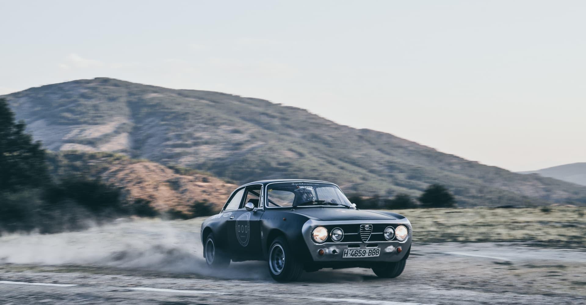 Video Alfa Romeo Hector Coche Clasico Dm Alfa Hec 48
