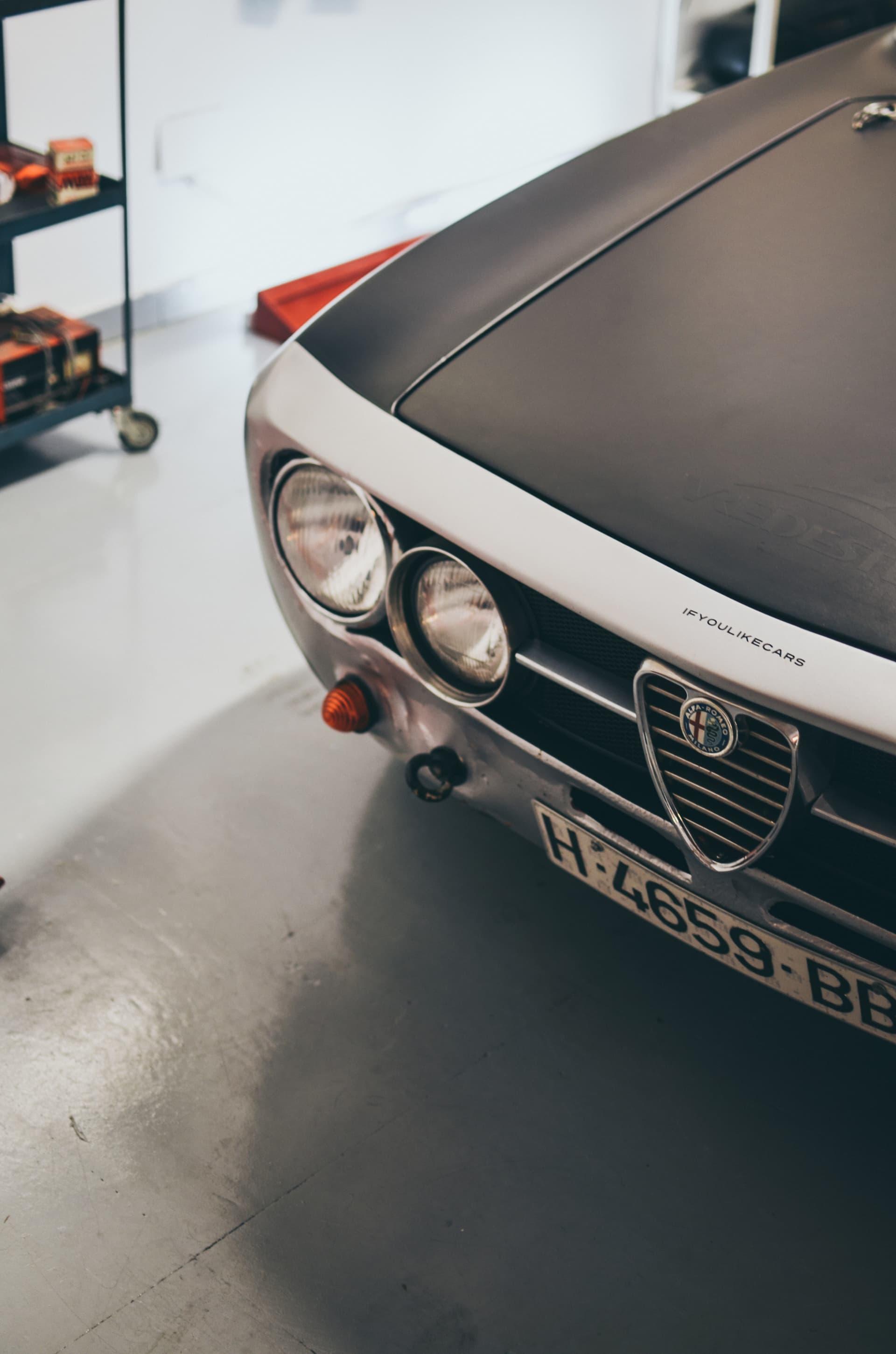 Video Alfa Romeo Hector Coche Clasico Dm Alfa Hec 5