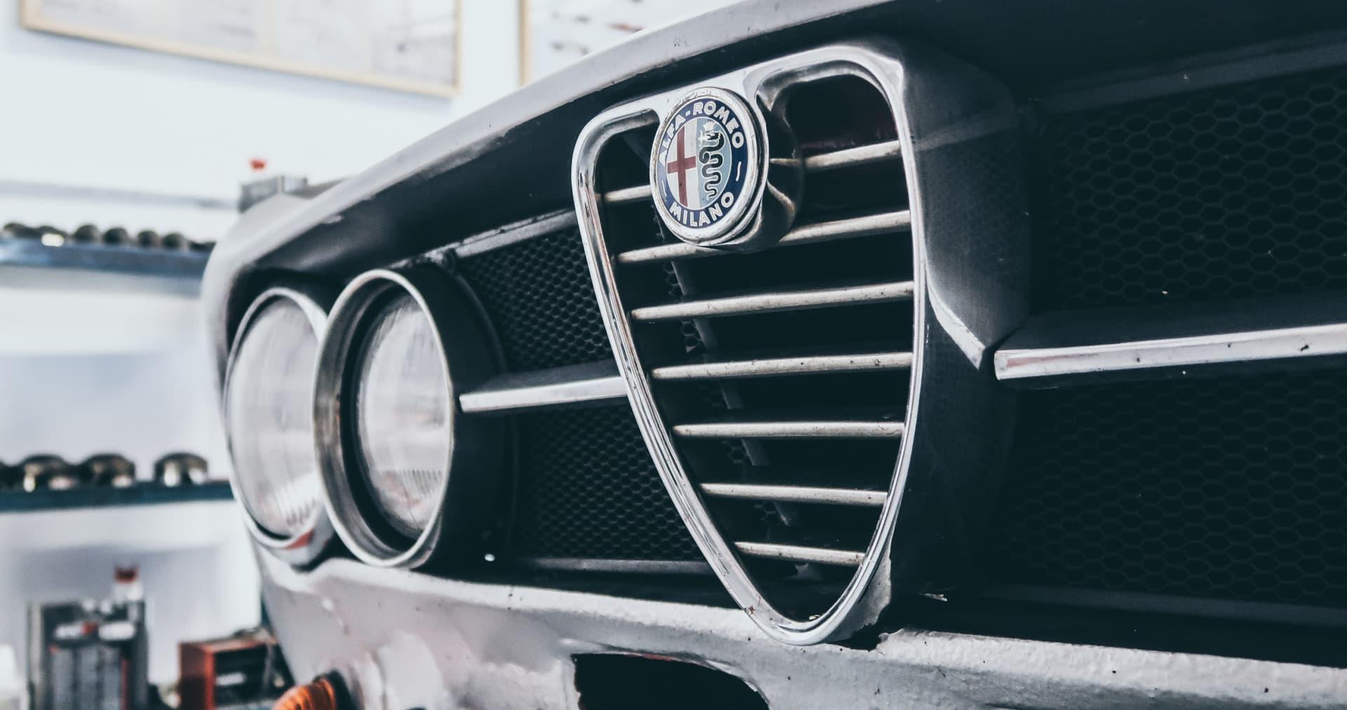 Video Alfa Romeo Hector Coche Clasico Dm Alfa Hec 53