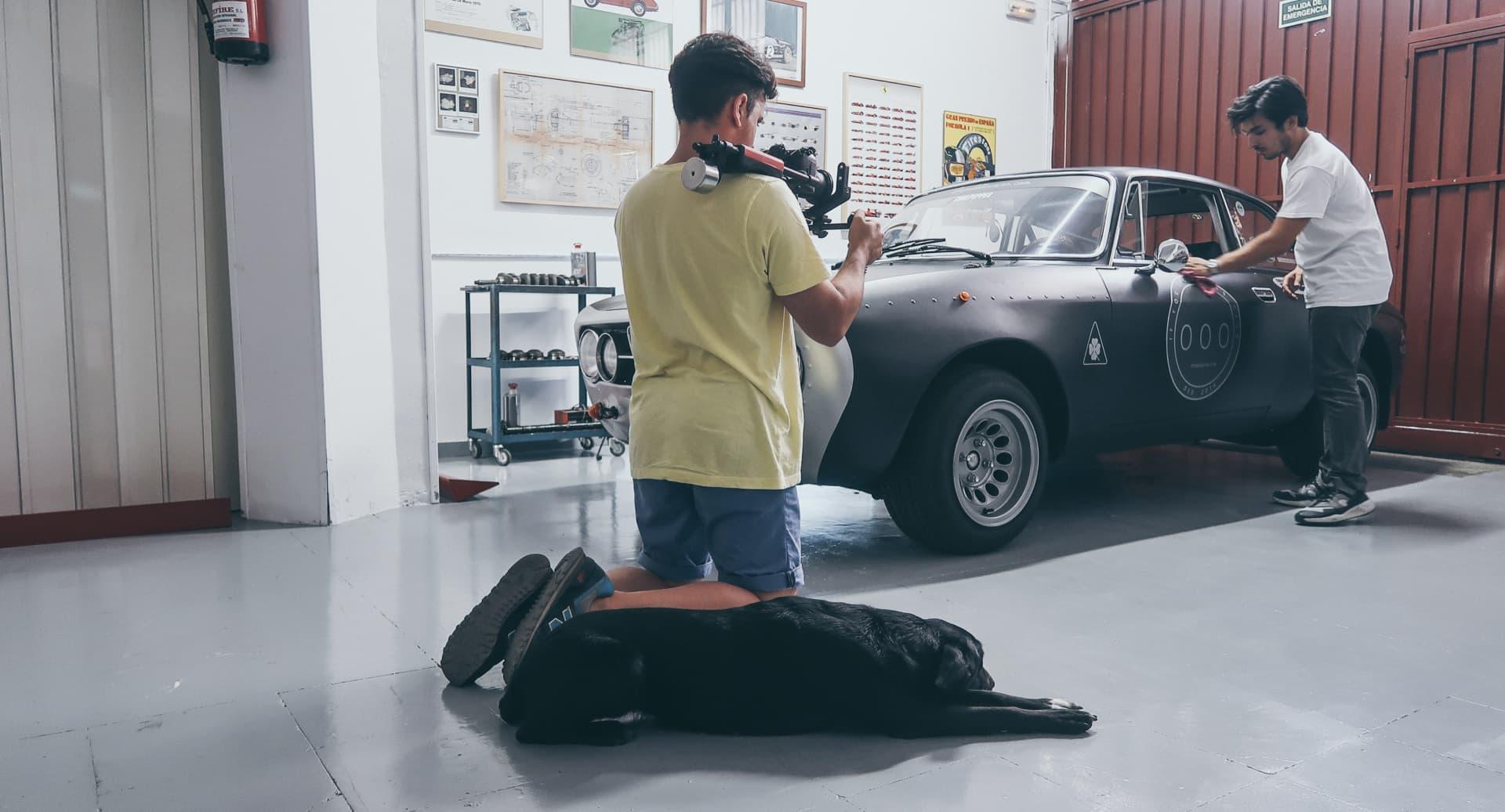 Video Alfa Romeo Hector Coche Clasico Dm Alfa Hec 58