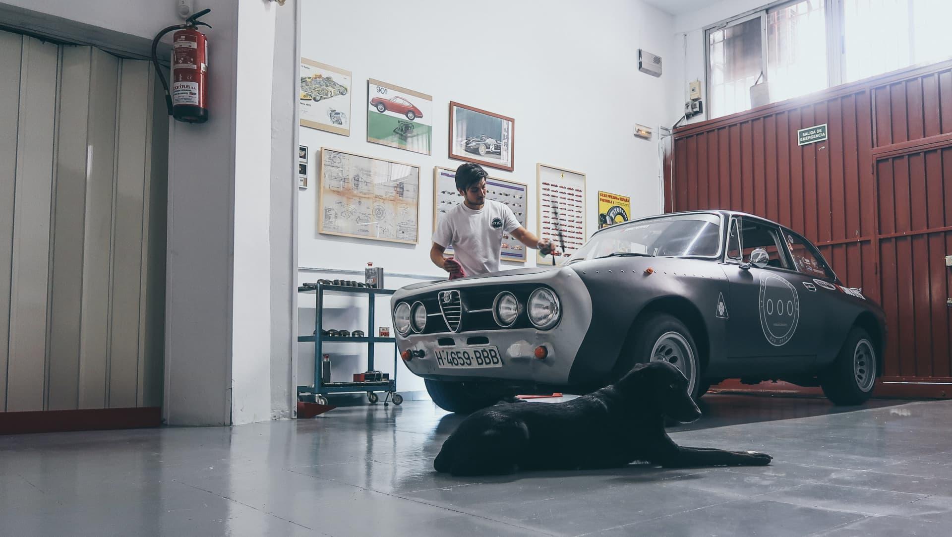 Video Alfa Romeo Hector Coche Clasico Dm Alfa Hec 59