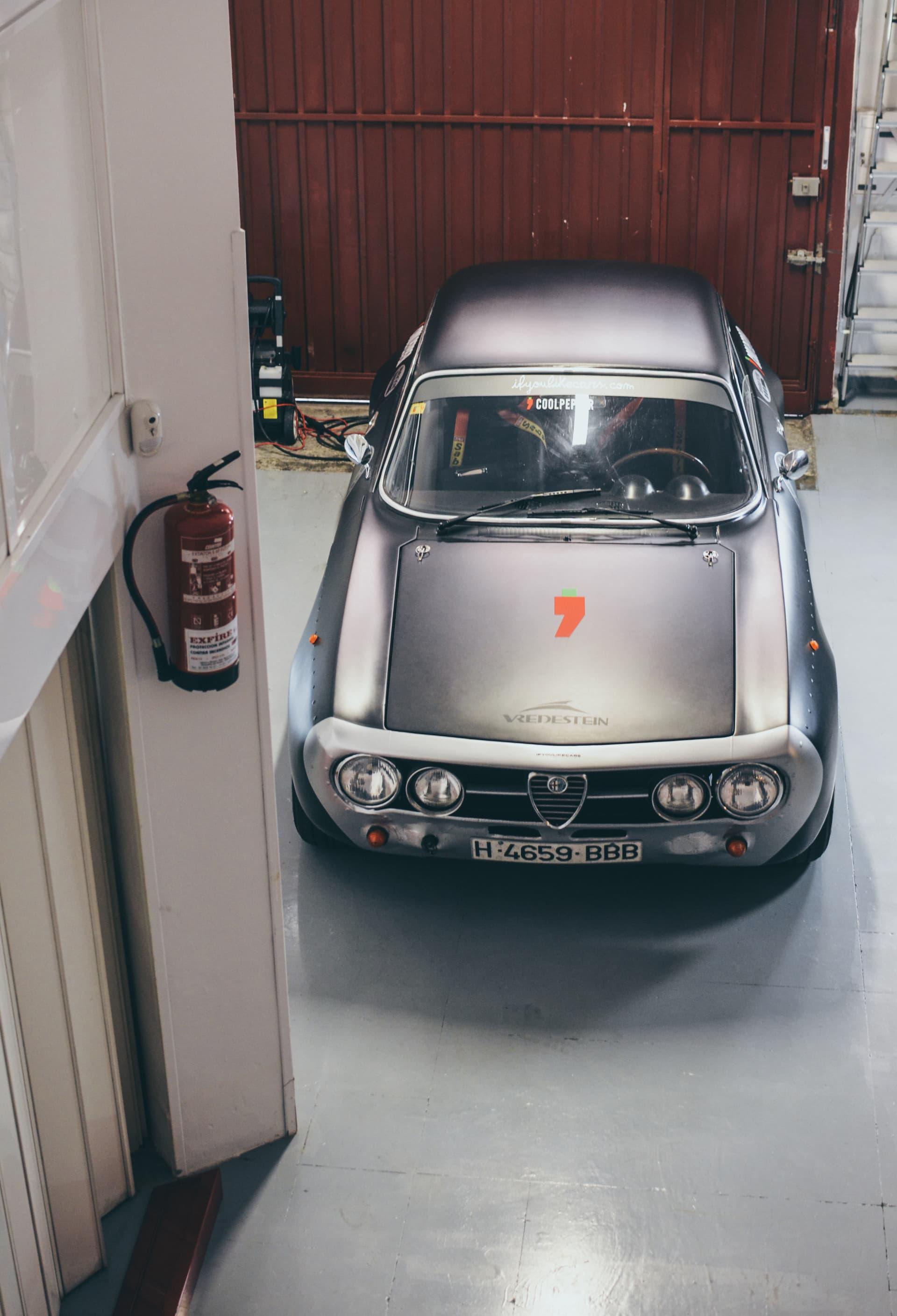 Video Alfa Romeo Hector Coche Clasico Dm Alfa Hec 6