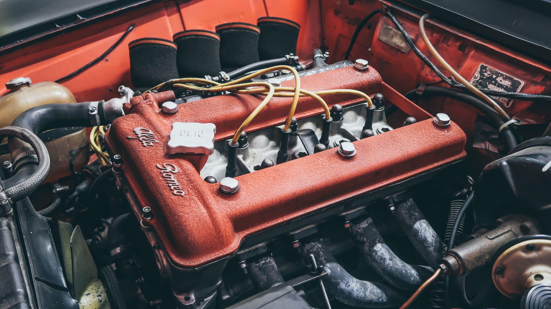 Video Alfa Romeo Hector Coche Clasico Dm Alfa Hec 63