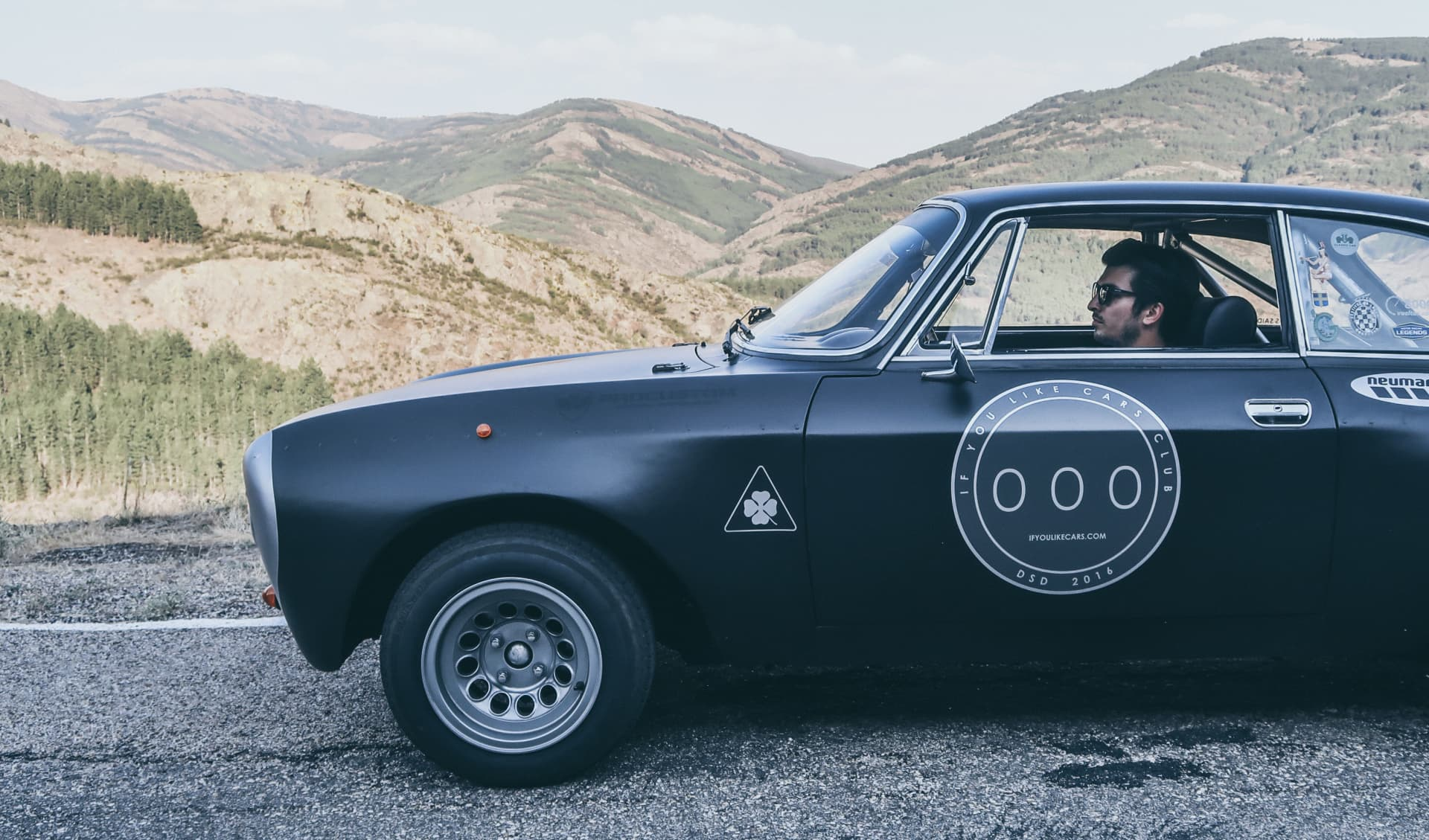 Video Alfa Romeo Hector Coche Clasico Dm Alfa Hec 65