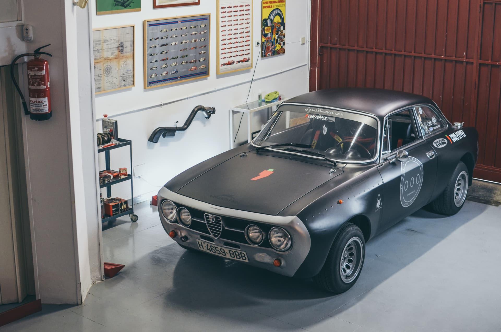 Video Alfa Romeo Hector Coche Clasico Dm Alfa Hec 7