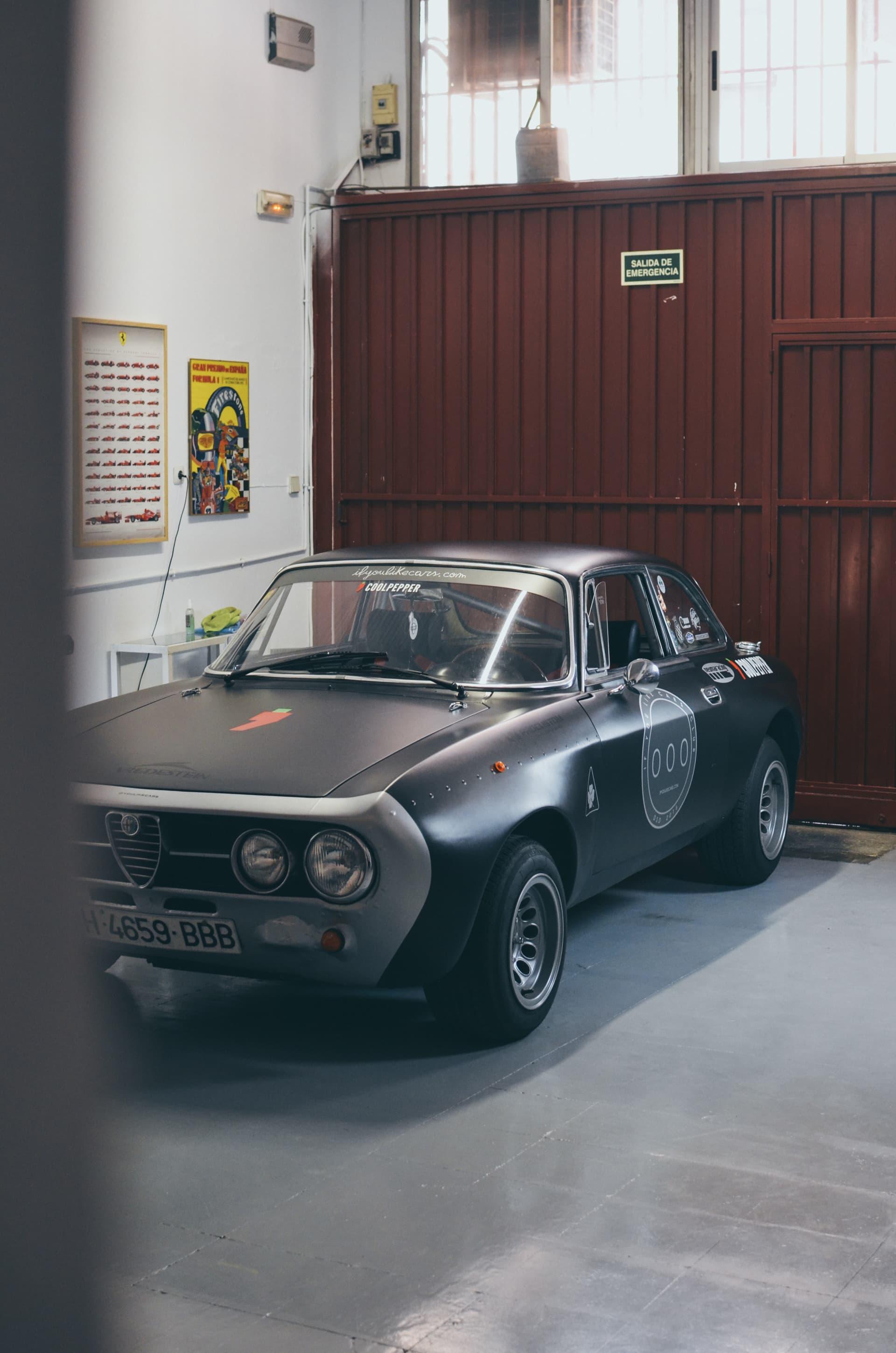 Video Alfa Romeo Hector Coche Clasico Dm Alfa Hec 8