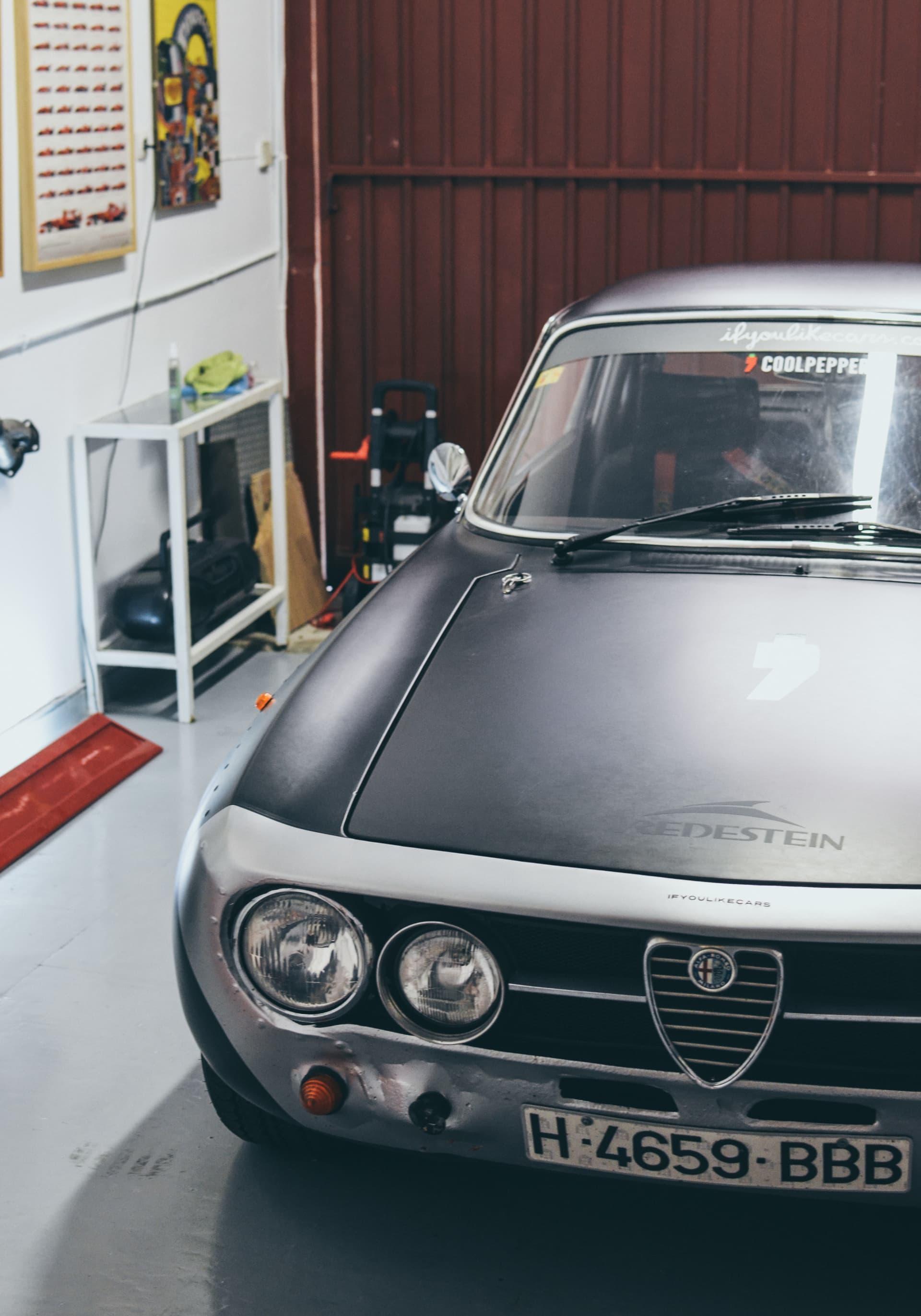 Video Alfa Romeo Hector Coche Clasico Dm Alfa Hec 9