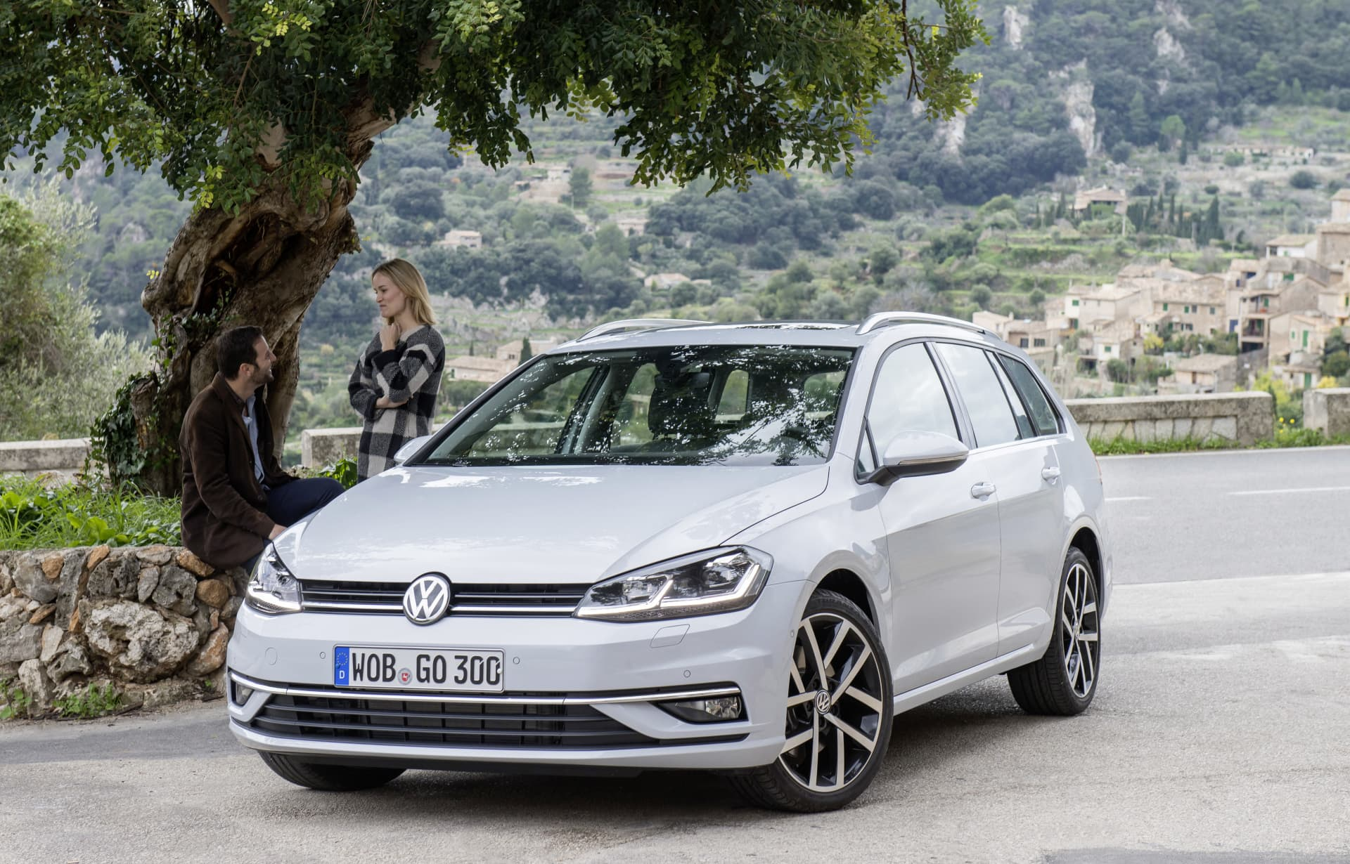 Volkswage Golf 2017 New Golf Estate 2017 3