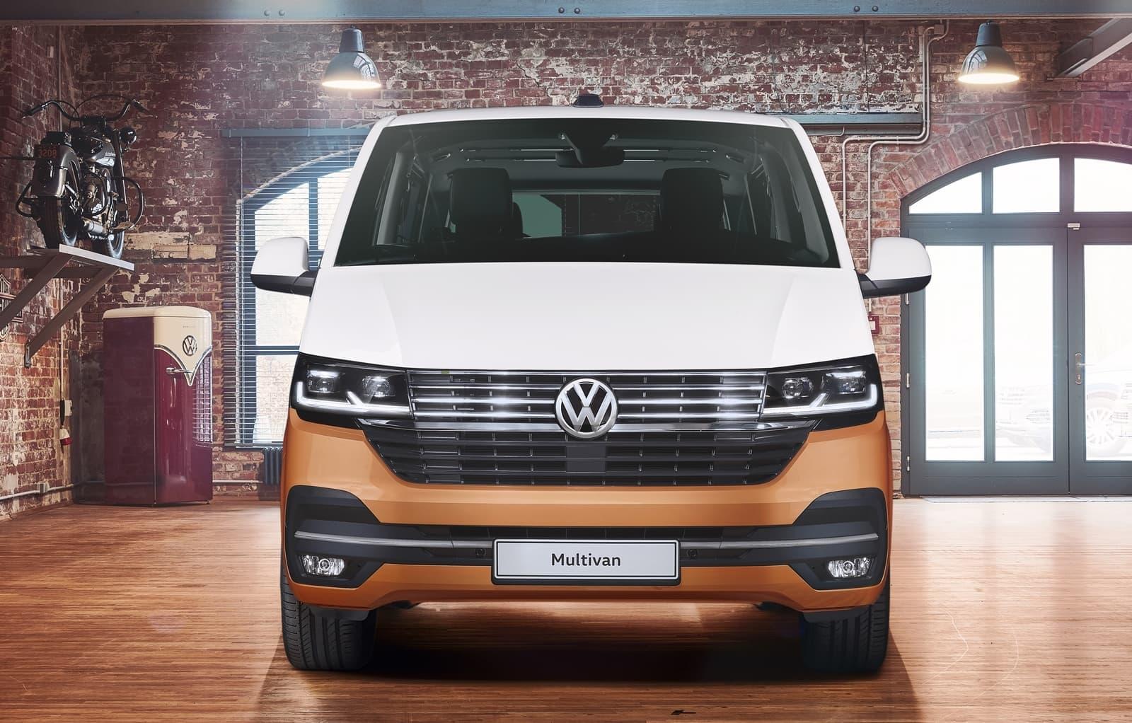 Volkswagen Multivan T6 1 2019 0219 007