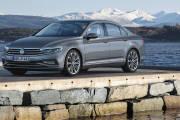 Volkswagen Passat 2019 Gris Exterior 07 thumbnail