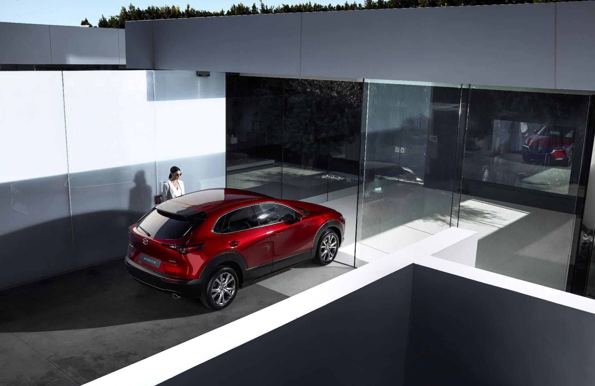 03 Mazda Cx 30