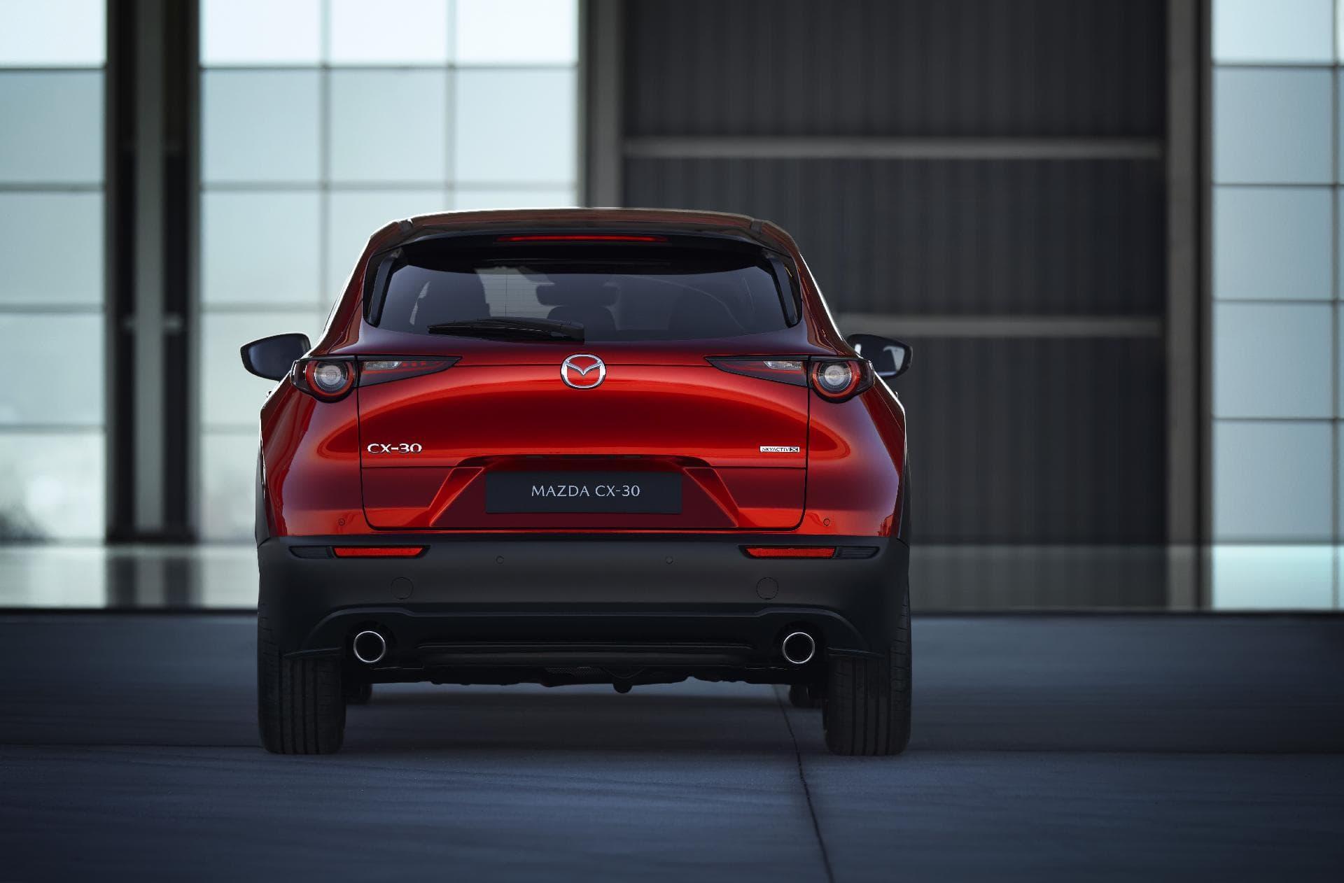 06 Mazda Cx 30
