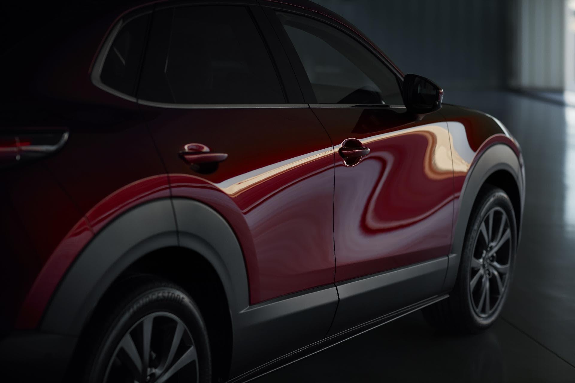 07 Mazda Cx 30