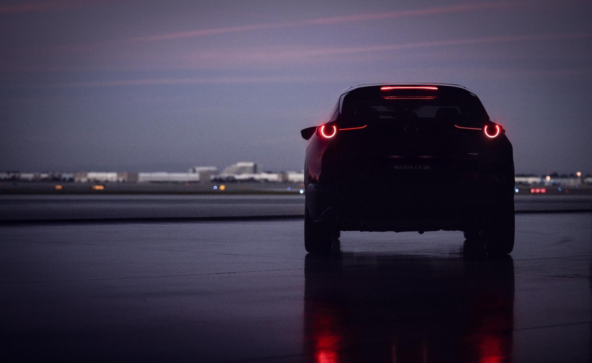 10 Mazda Cx 30