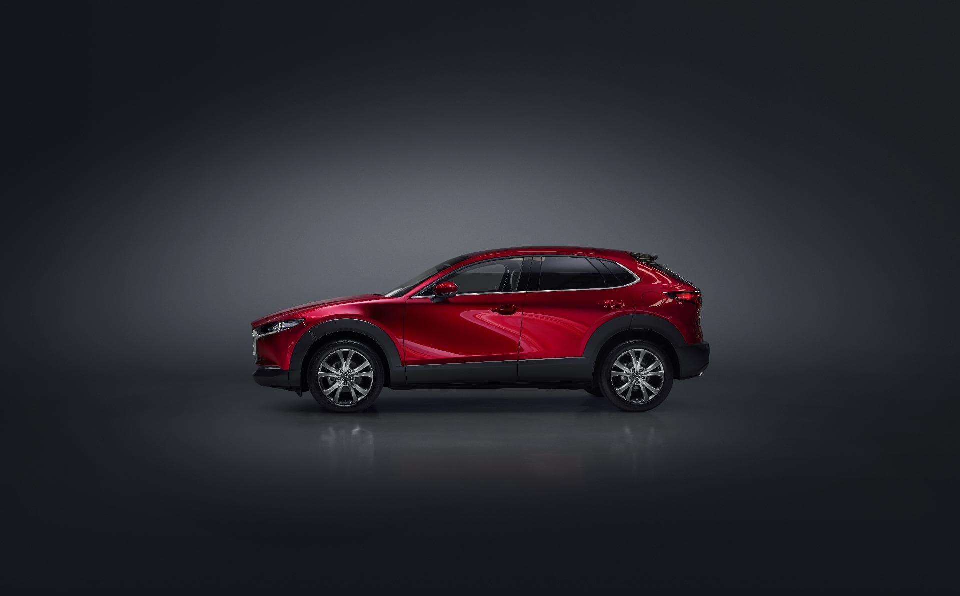 11 Mazda Cx 30