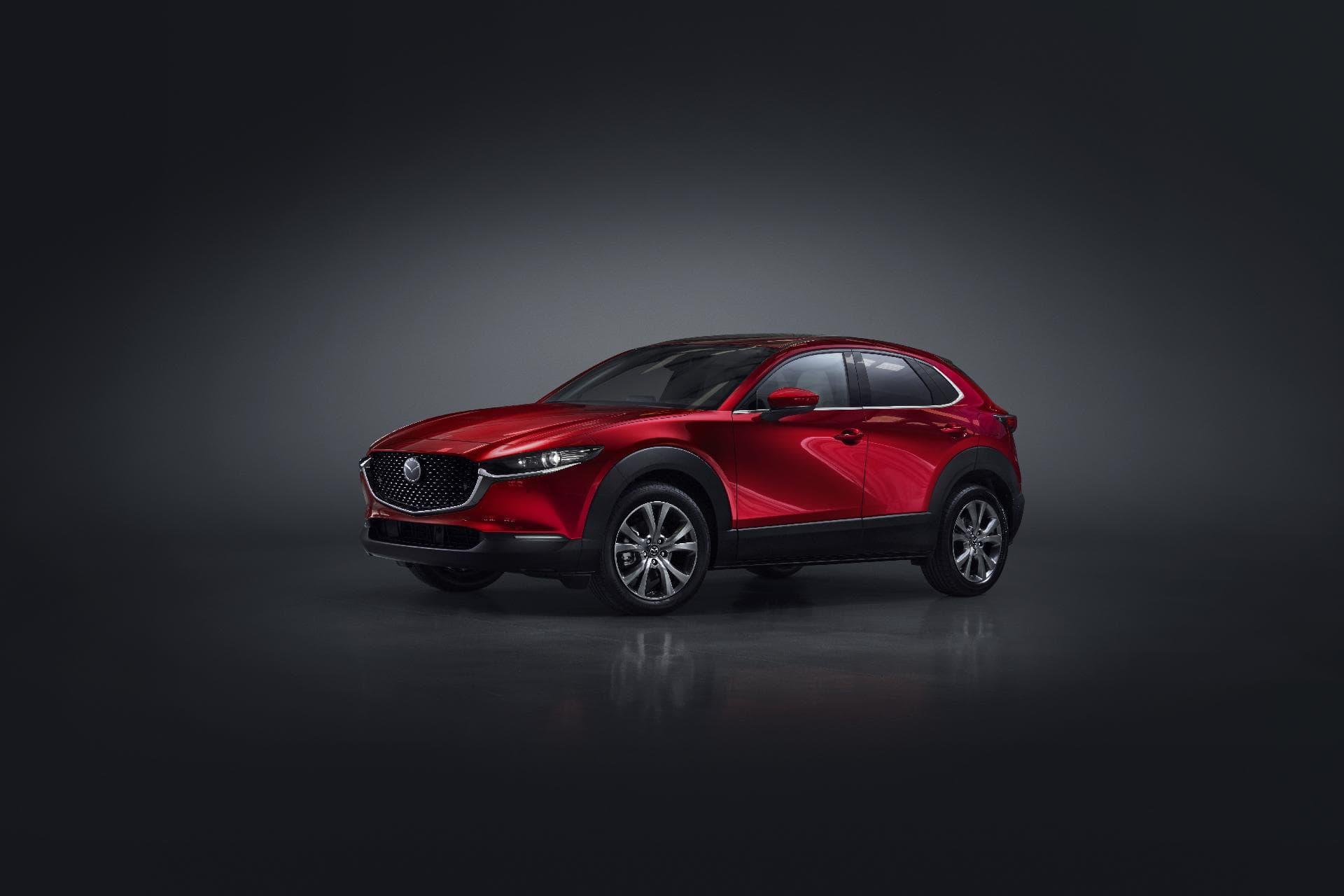 12 Mazda Cx 30