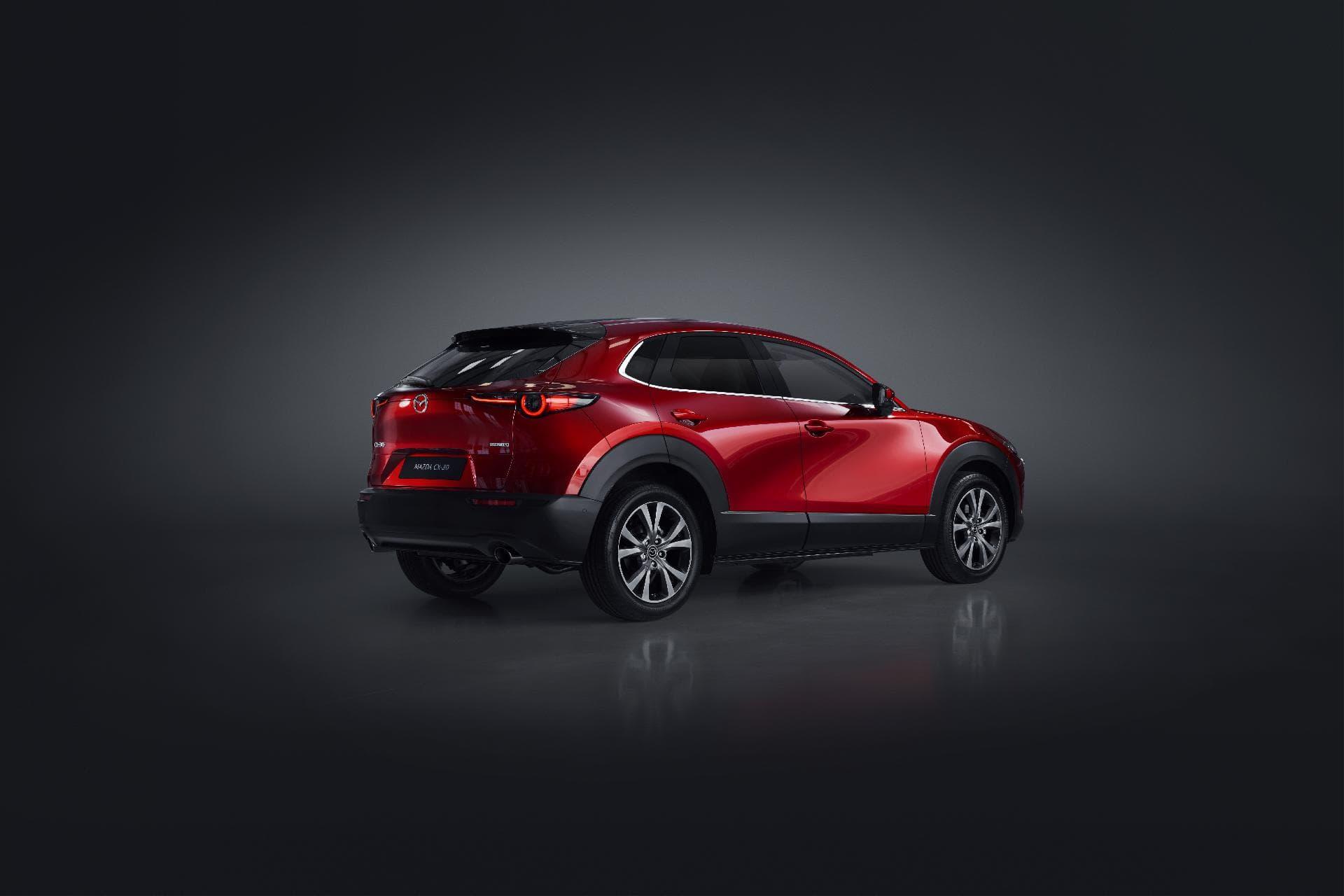 13 Mazda Cx 30