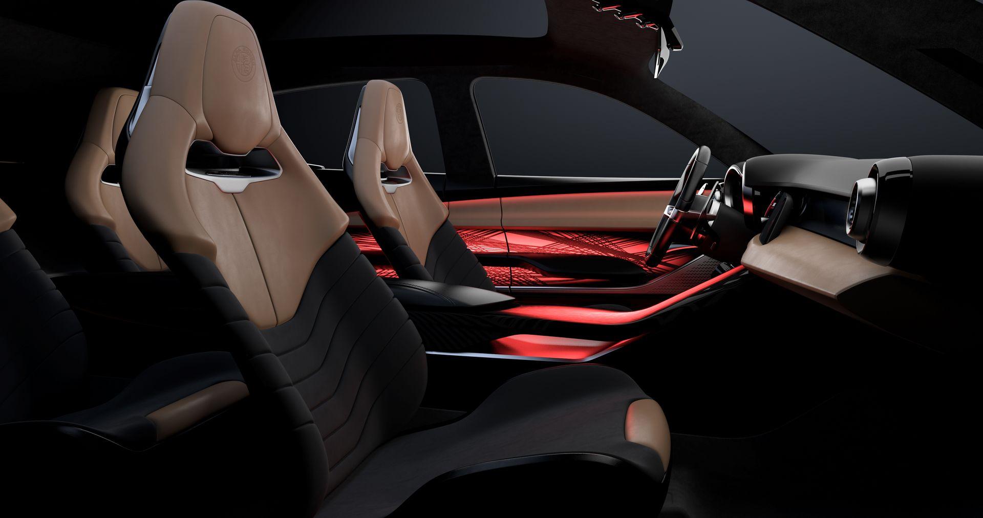 Alfa Romeo Tonale Concept 5
