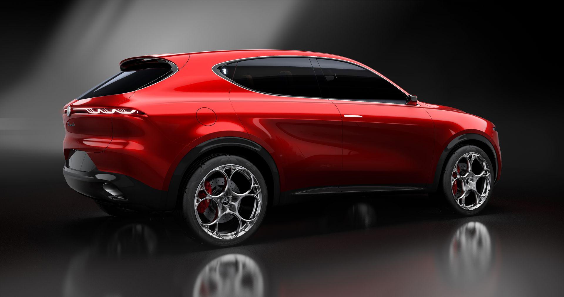 Alfa Romeo Tonale Concept 7