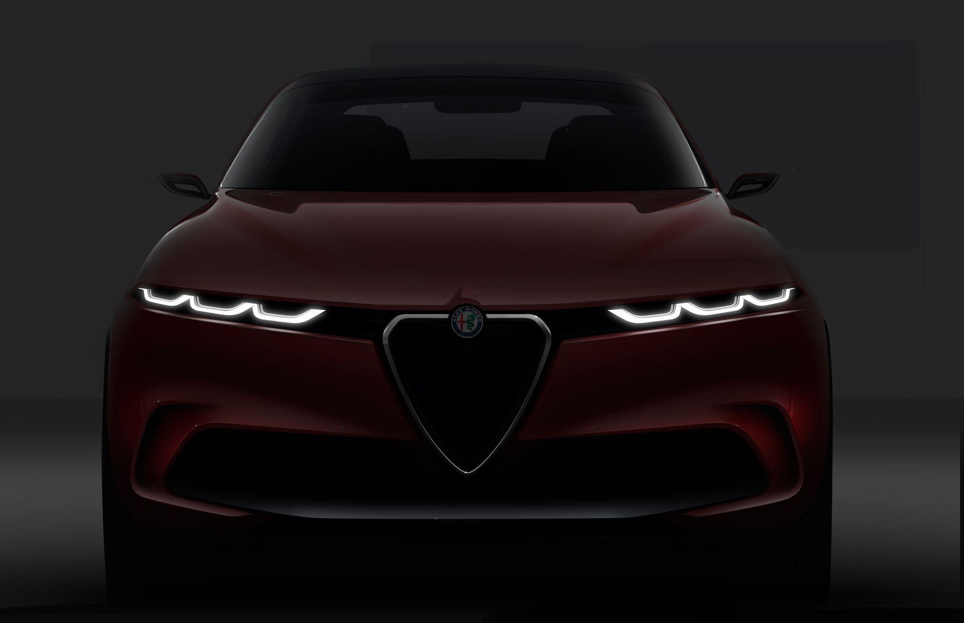 Alfa Romeo Tonale Concept 9