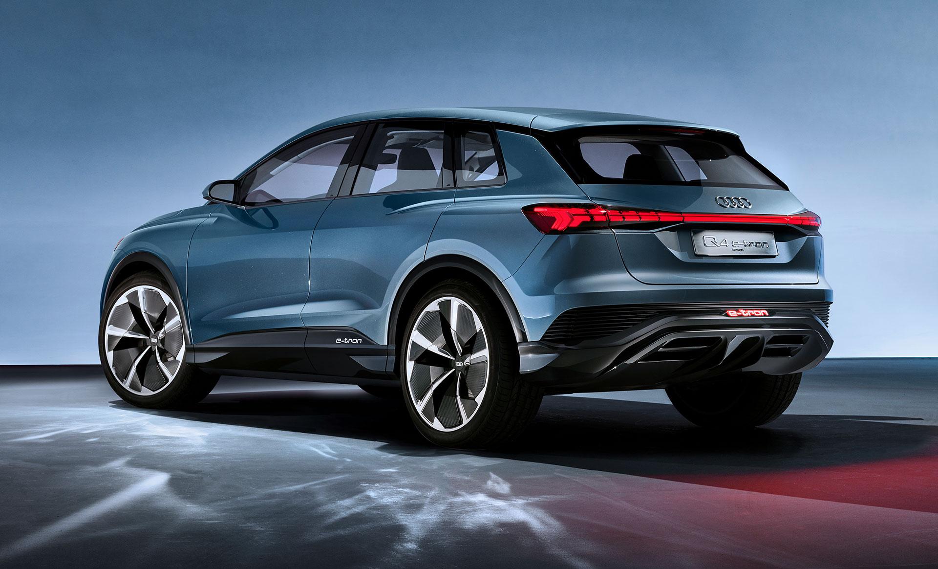 Audi Q4 E Tron Concept 2019 02
