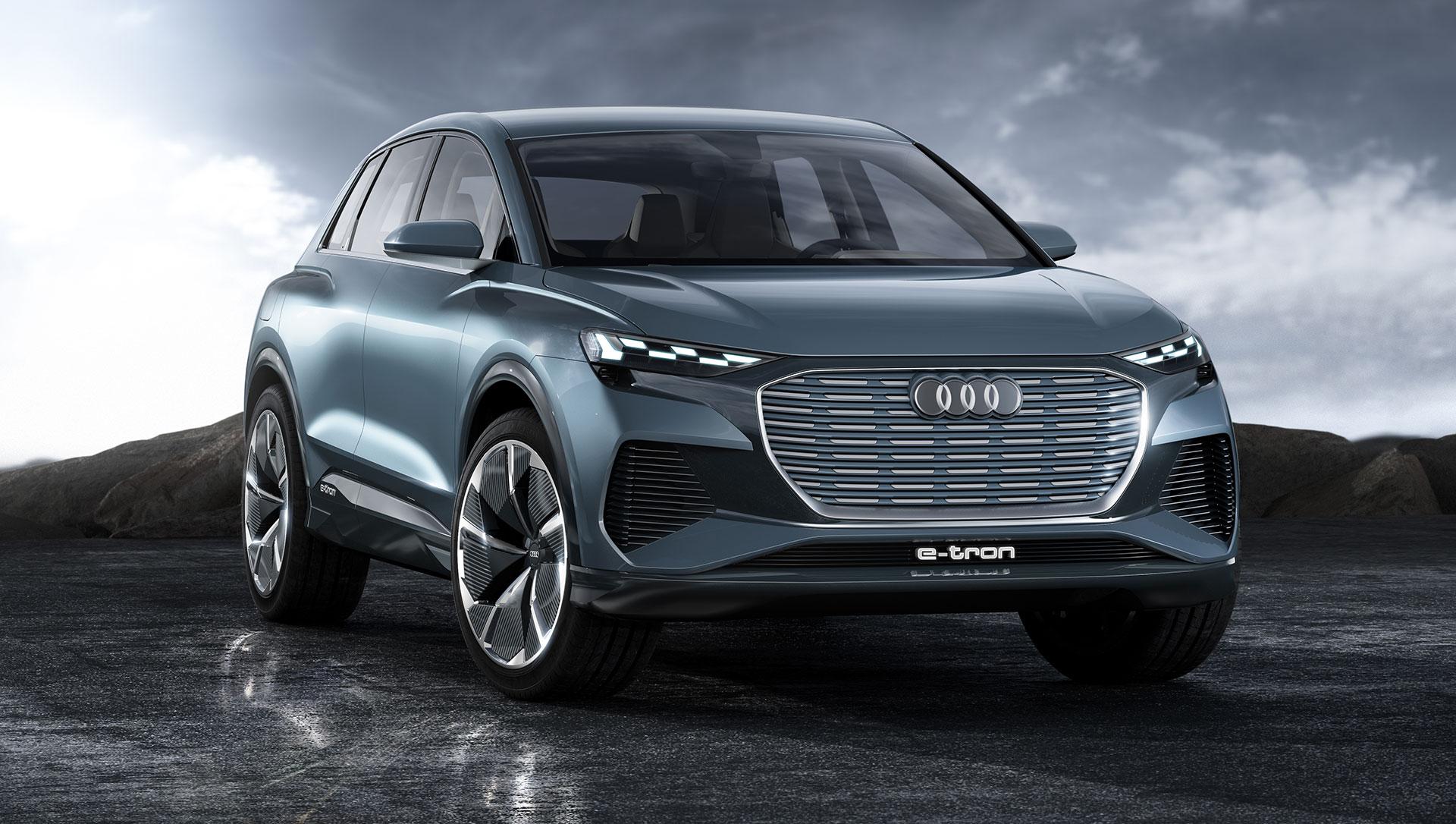 Audi Q4 E Tron Concept 2019 11