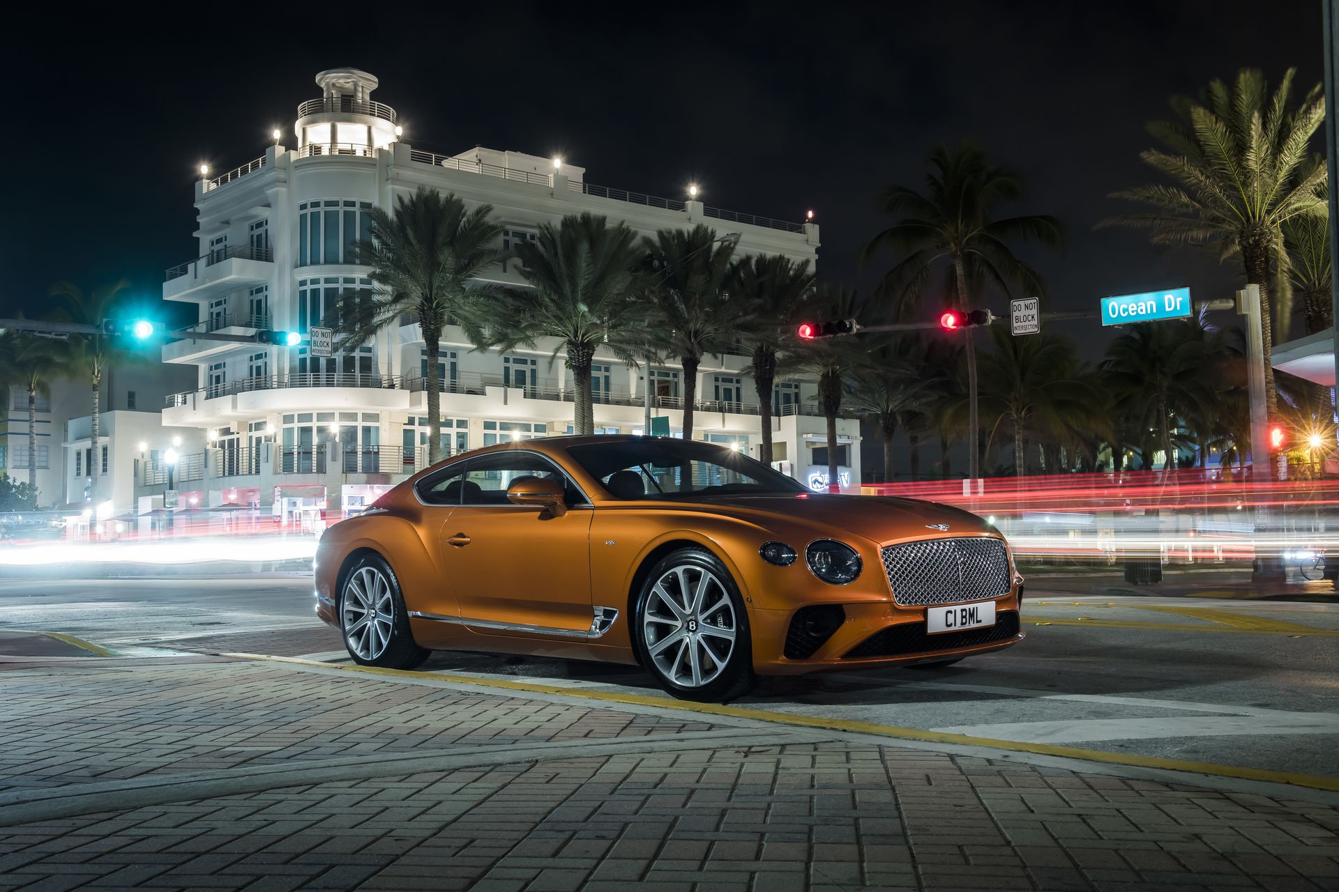 Bentley Continental Gt V8 2019 20