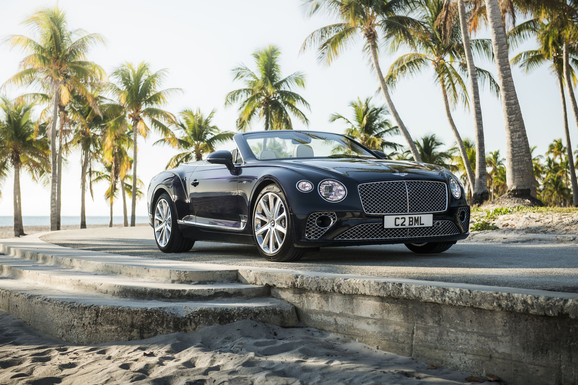 Bentley Continental Gt V8 2019 24